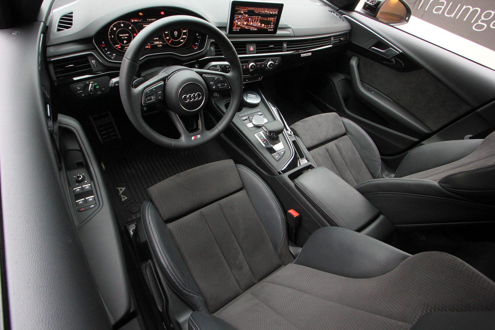 AIL Audi A4 Avant S line Sport / Plus quattro 3.0 TDI 9