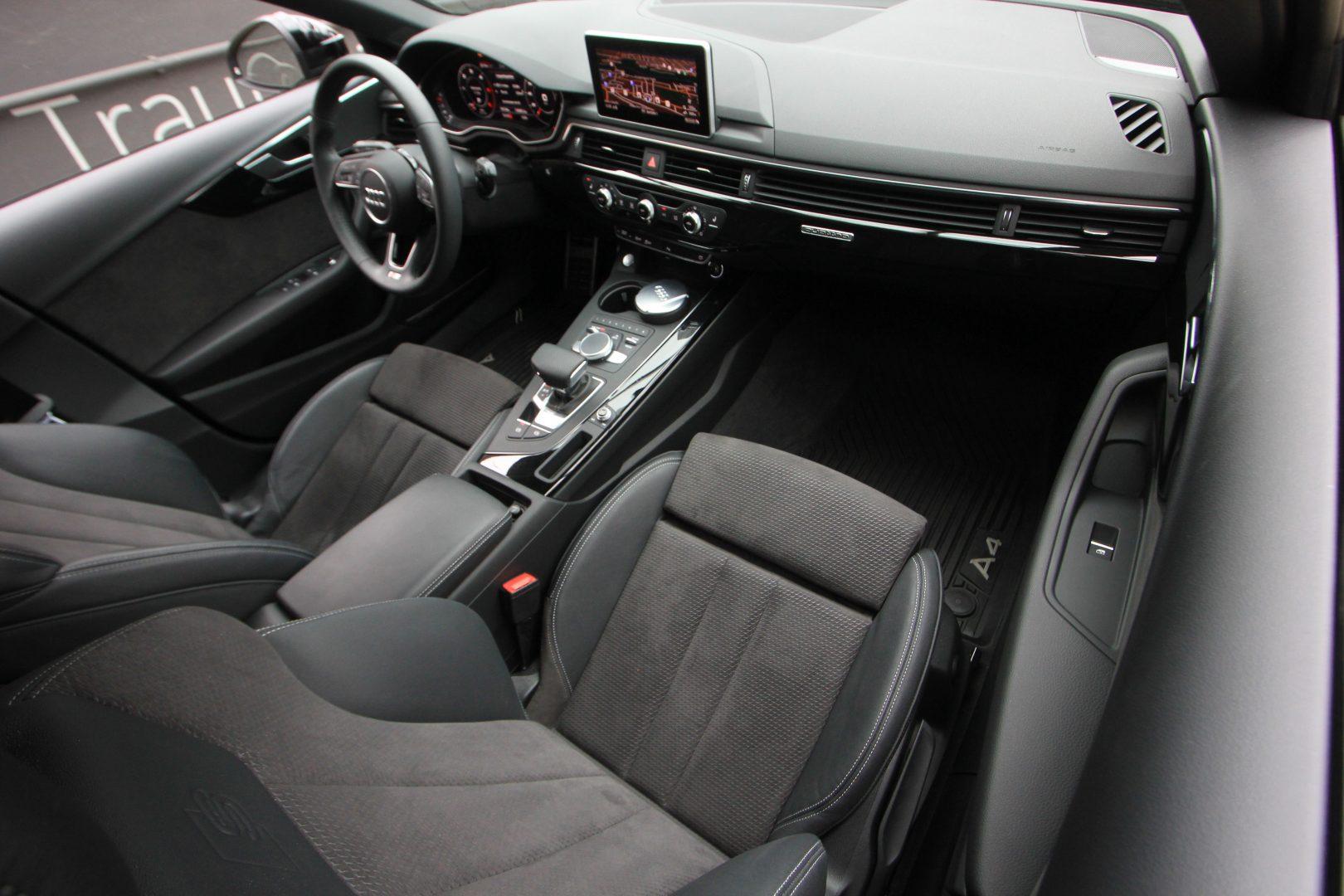 AIL Audi A4 Avant S line Sport / Plus quattro 3.0 TDI 8
