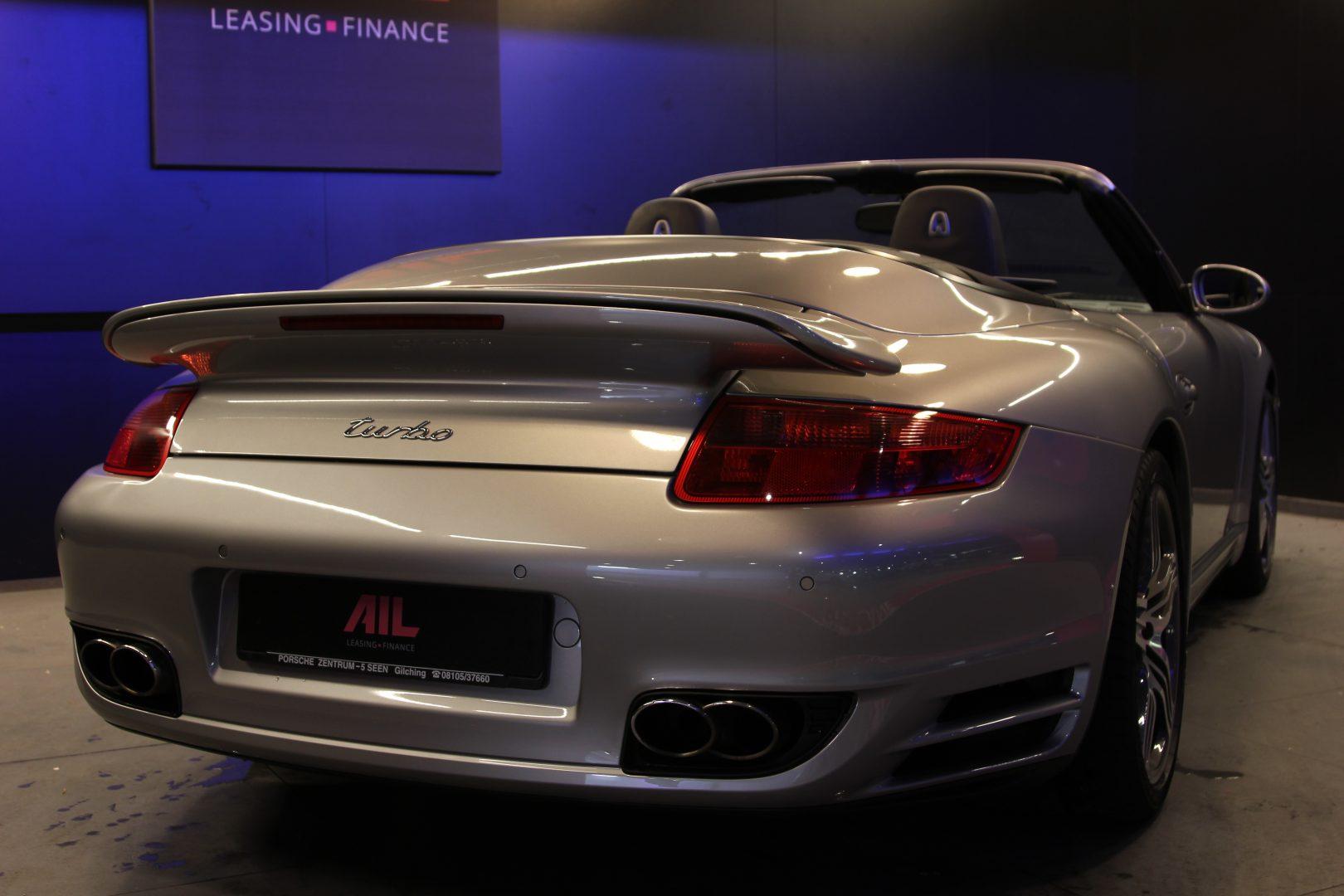 AIL Porsche 997 Turbo Cabrio  3