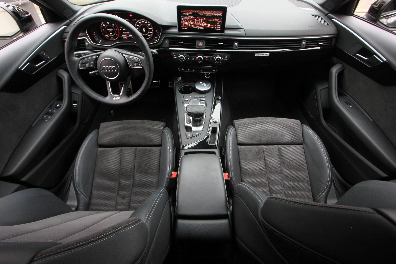 AIL Audi A4 Avant S line Sport / Plus quattro 3.0 TDI 6
