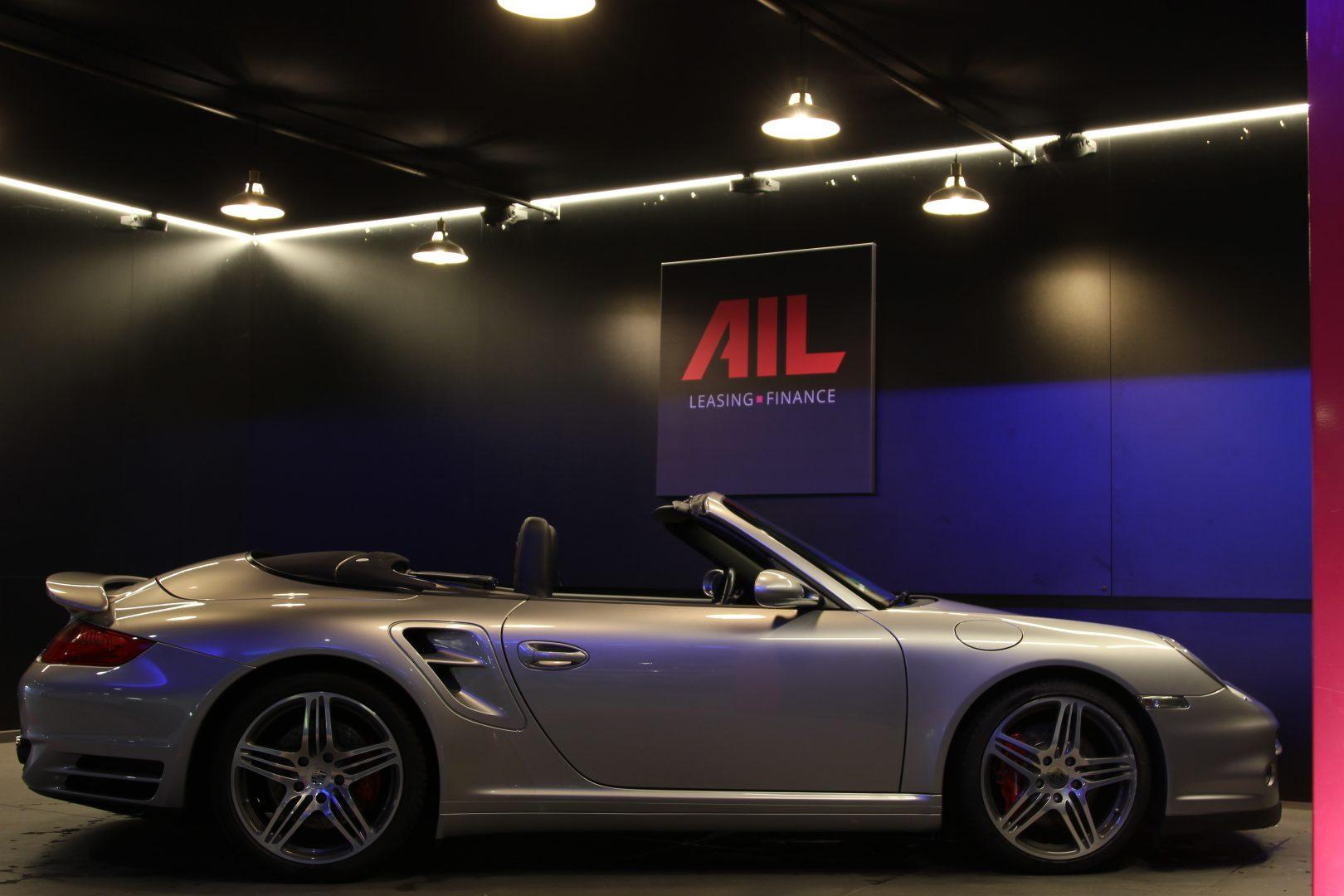 AIL Porsche 997 Turbo Cabrio  4