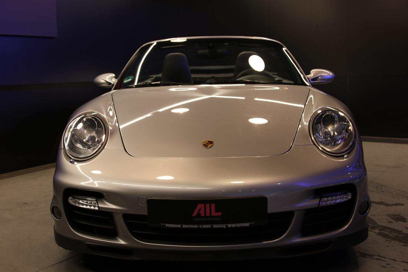 AIL Porsche 997 Turbo Cabrio  2