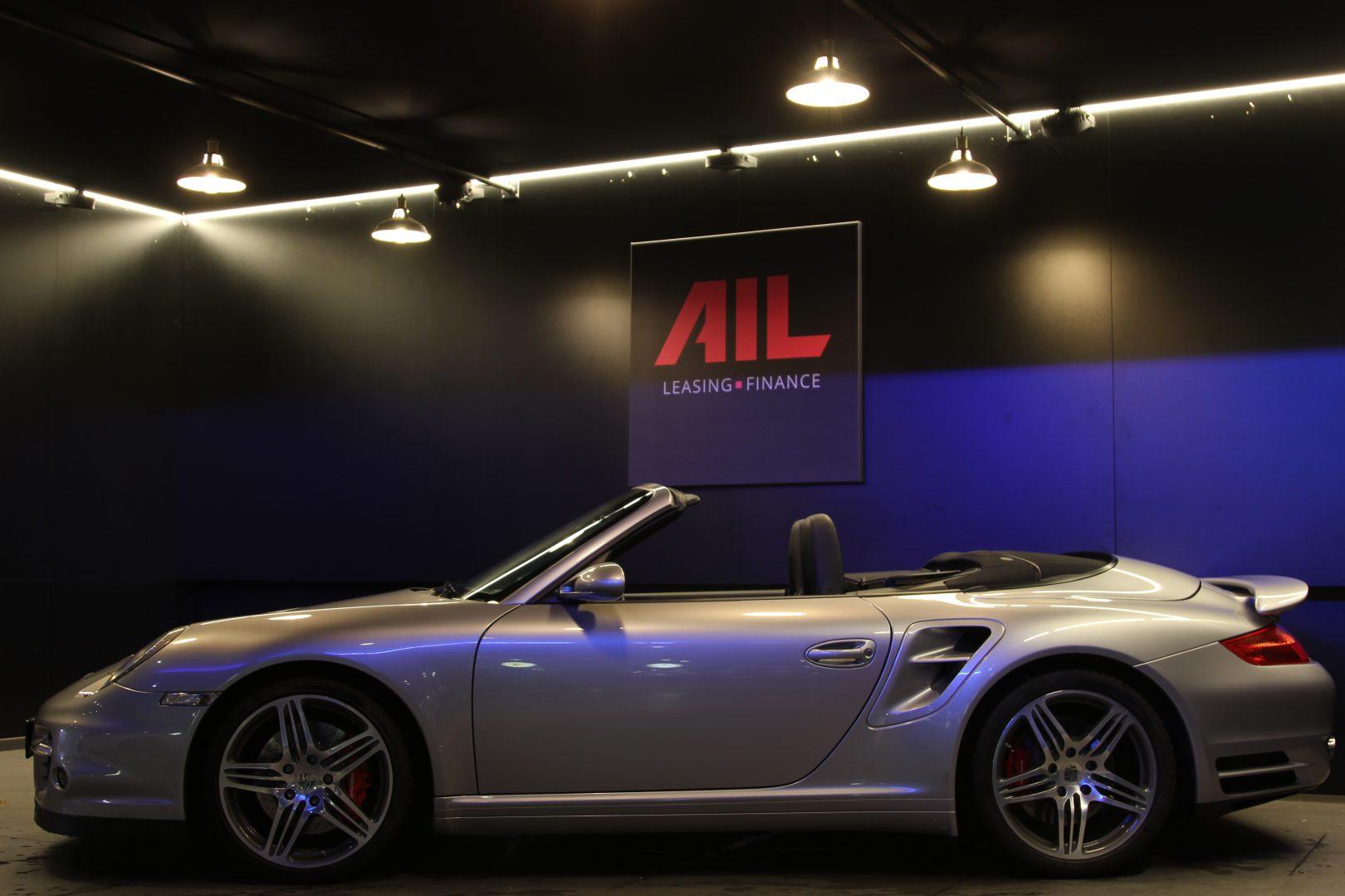 AIL Porsche 997 Turbo Cabrio  6