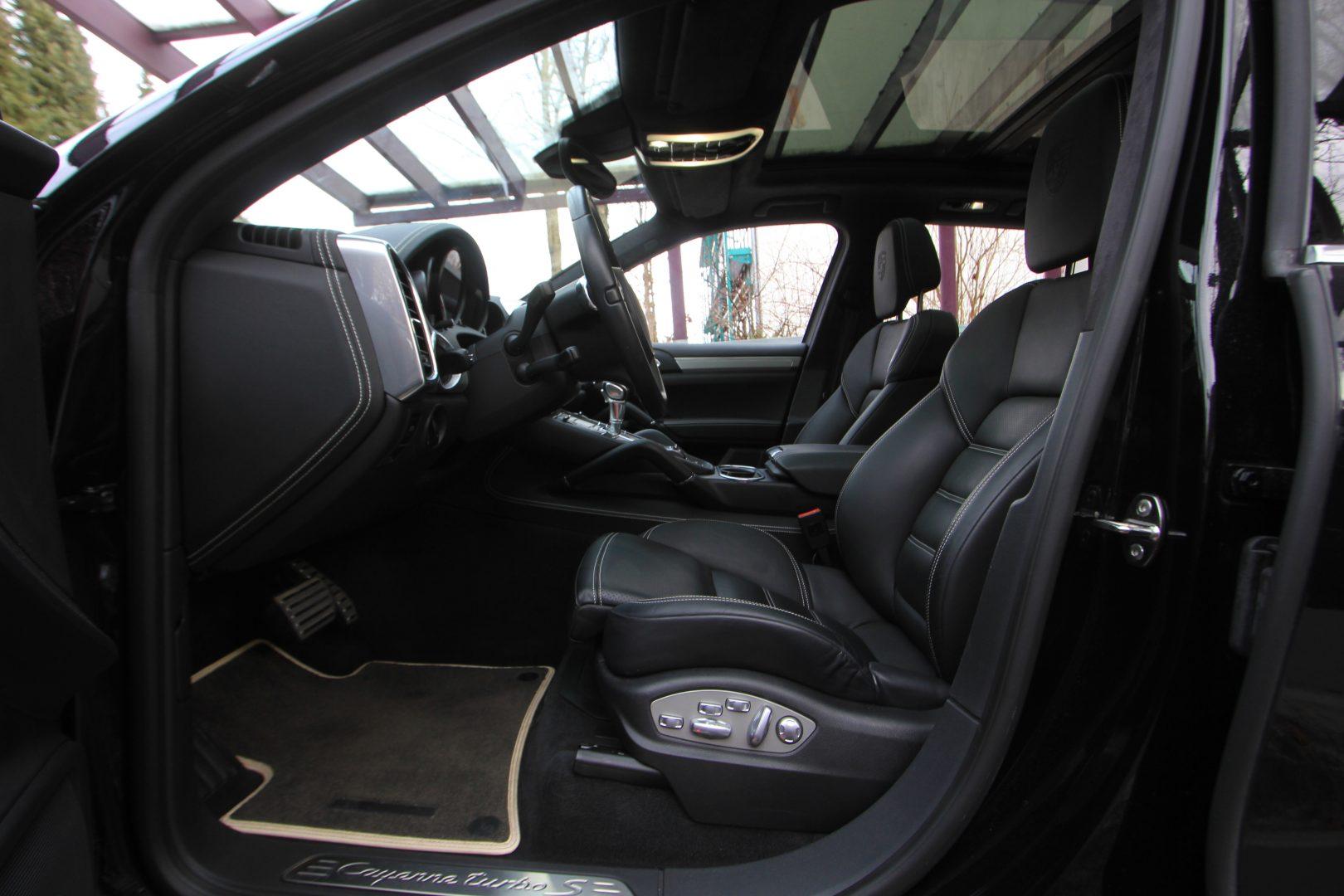 AIL Porsche Cayenne Turbo S 6
