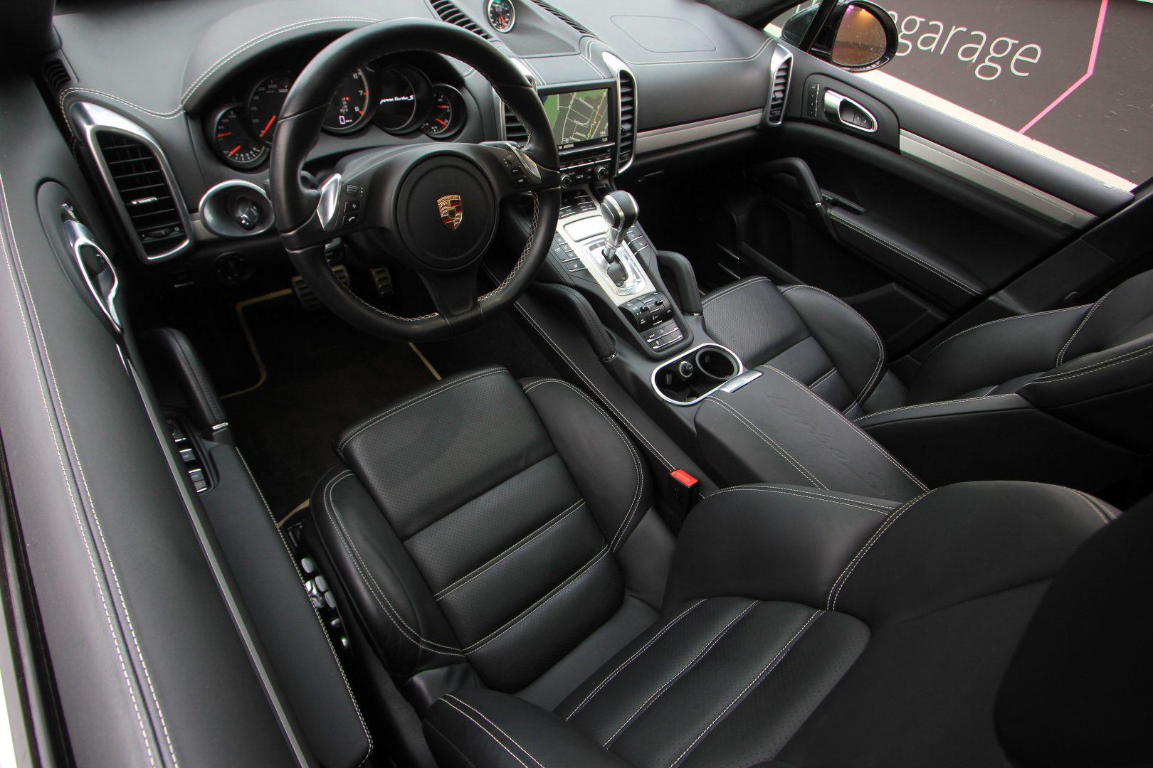 AIL Porsche Cayenne Turbo S 5