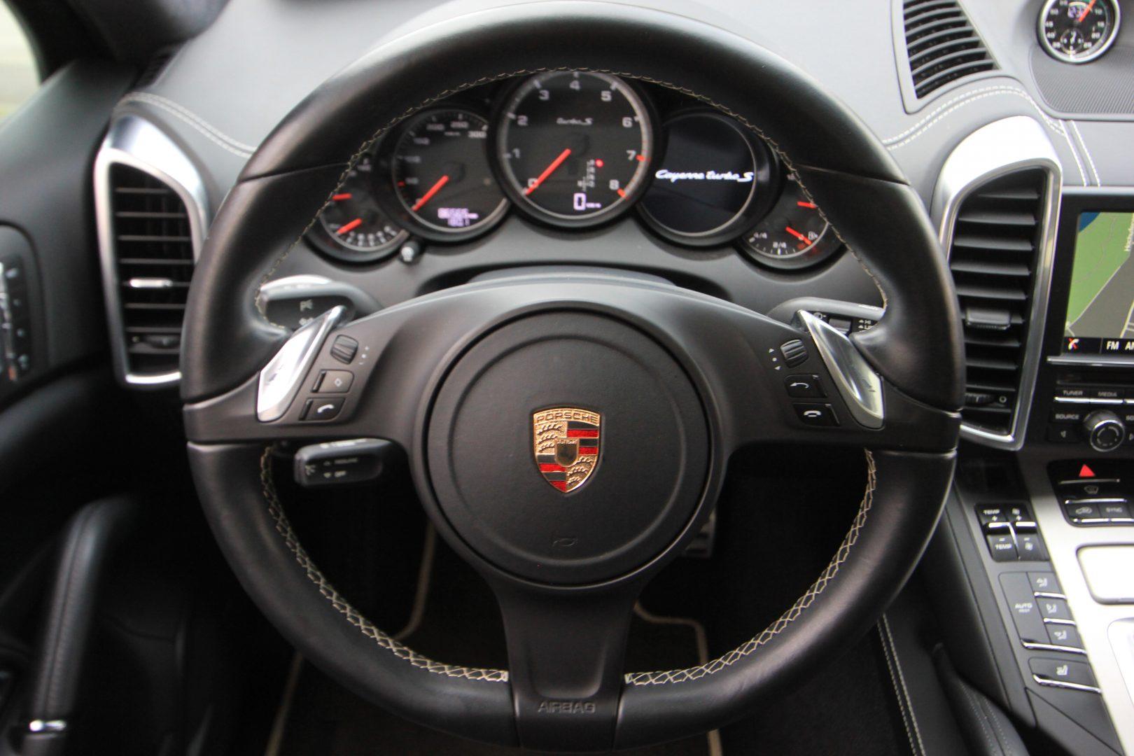 AIL Porsche Cayenne Turbo S 1