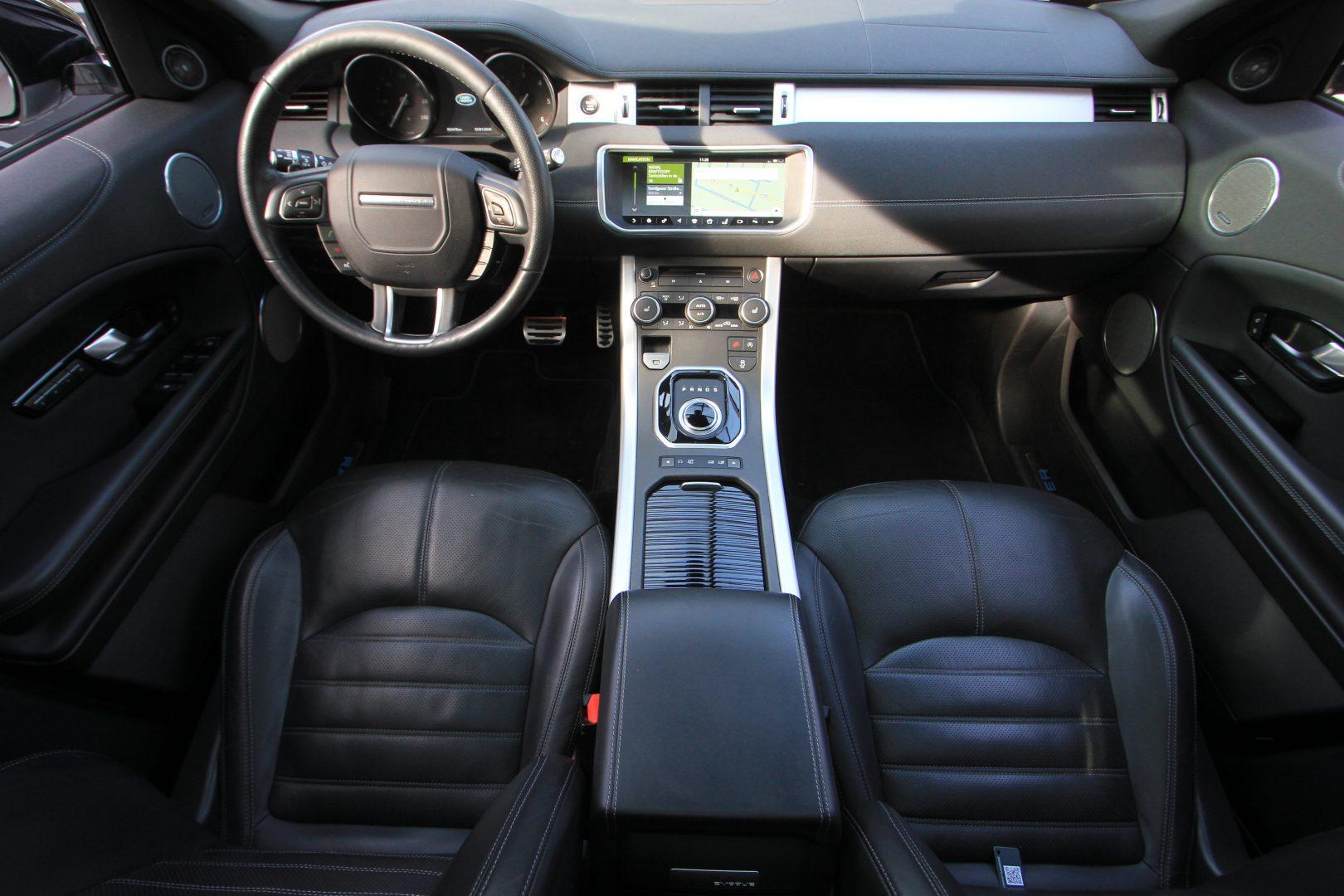 AIL Land Rover Range Rover Evoque HSE Dynamic Design-Paket  12