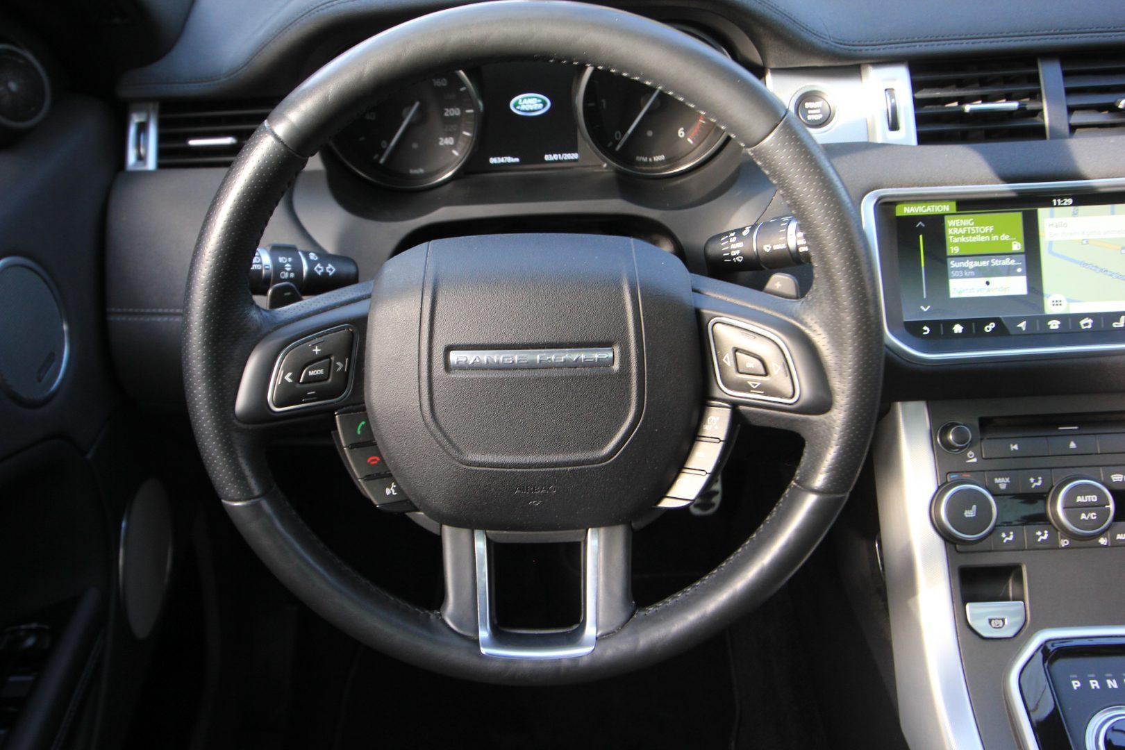 AIL Land Rover Range Rover Evoque HSE Dynamic Design-Paket  1
