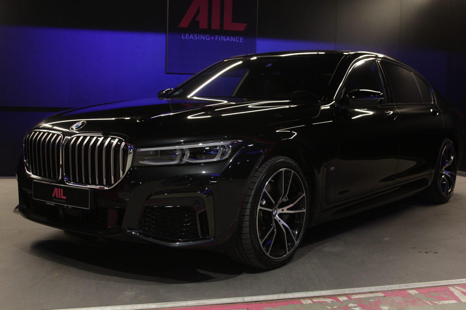AIL BMW 730Ld xDrive M Paket Laser  7
