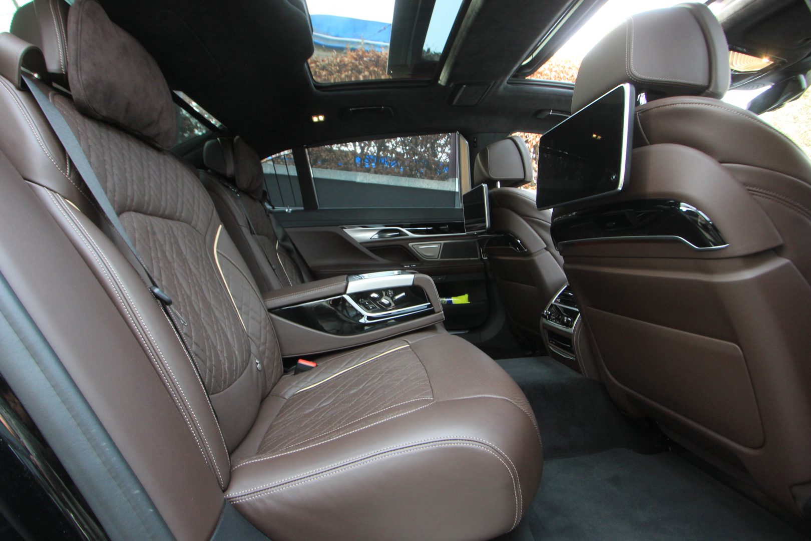 AIL BMW 730Ld xDrive M Paket Laser  8