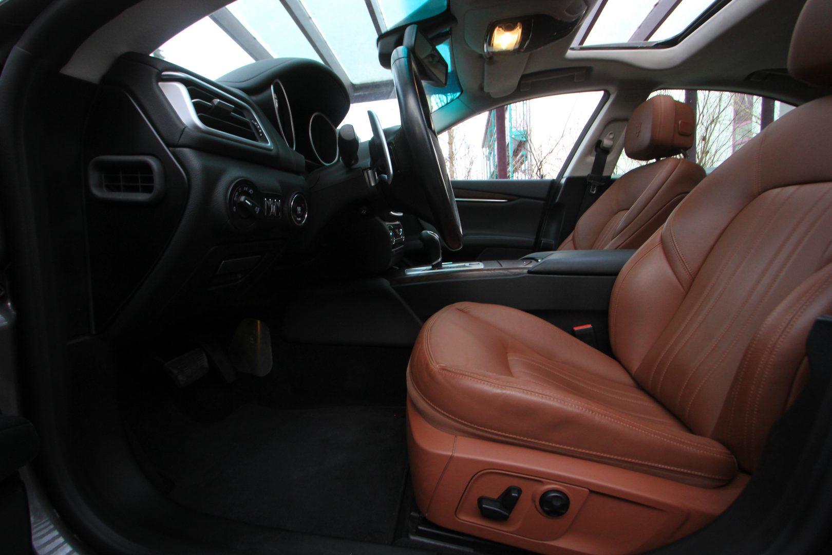 AIL Maserati Ghibli S Q4 3