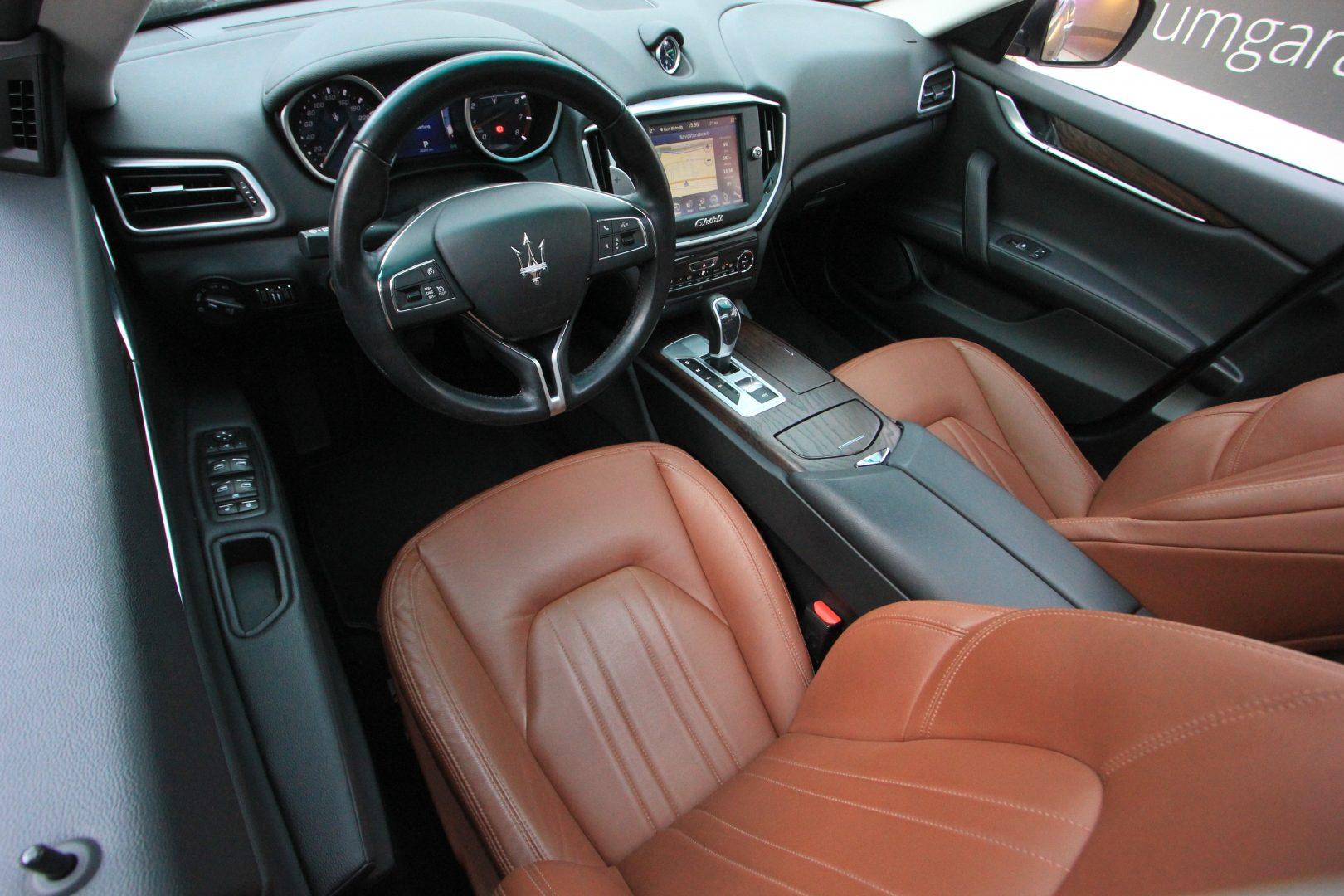 AIL Maserati Ghibli S Q4 1