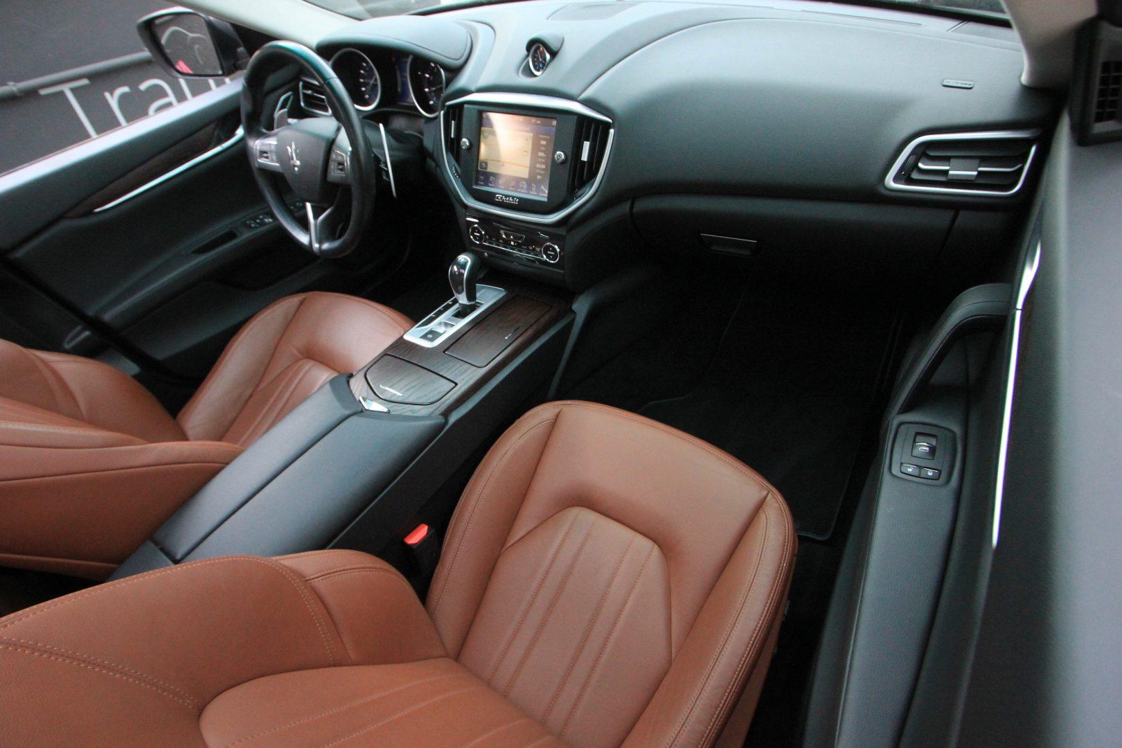 AIL Maserati Ghibli S Q4 13