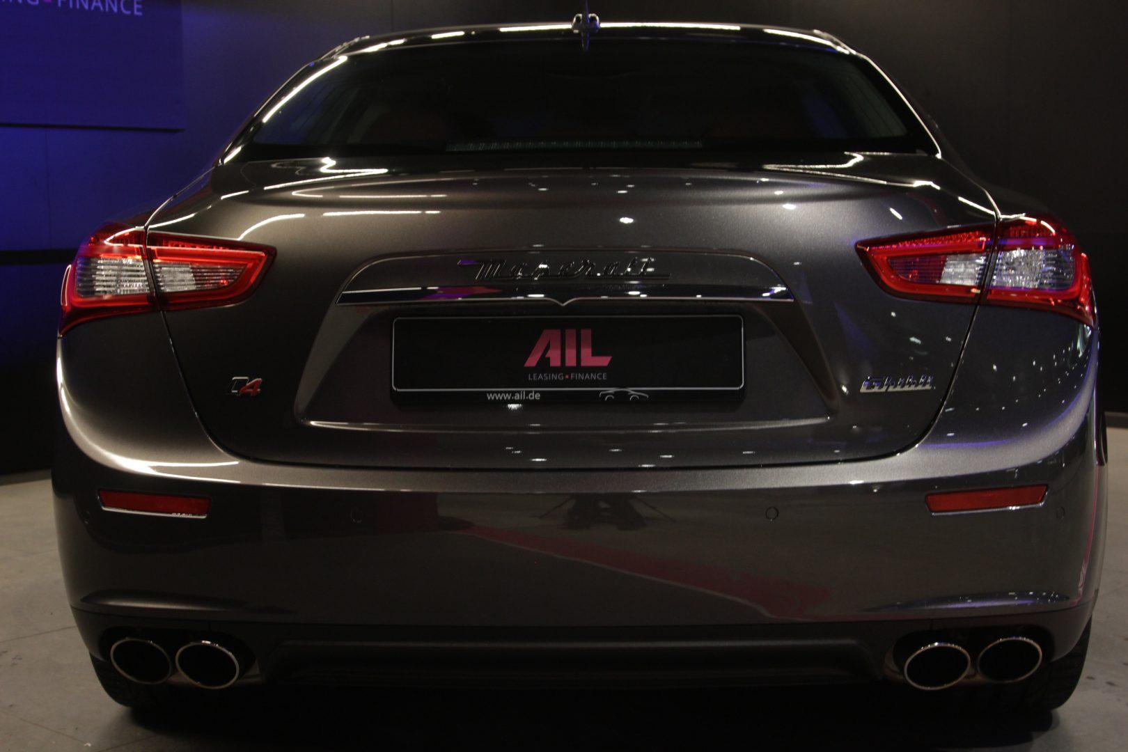 AIL Maserati Ghibli S Q4 4