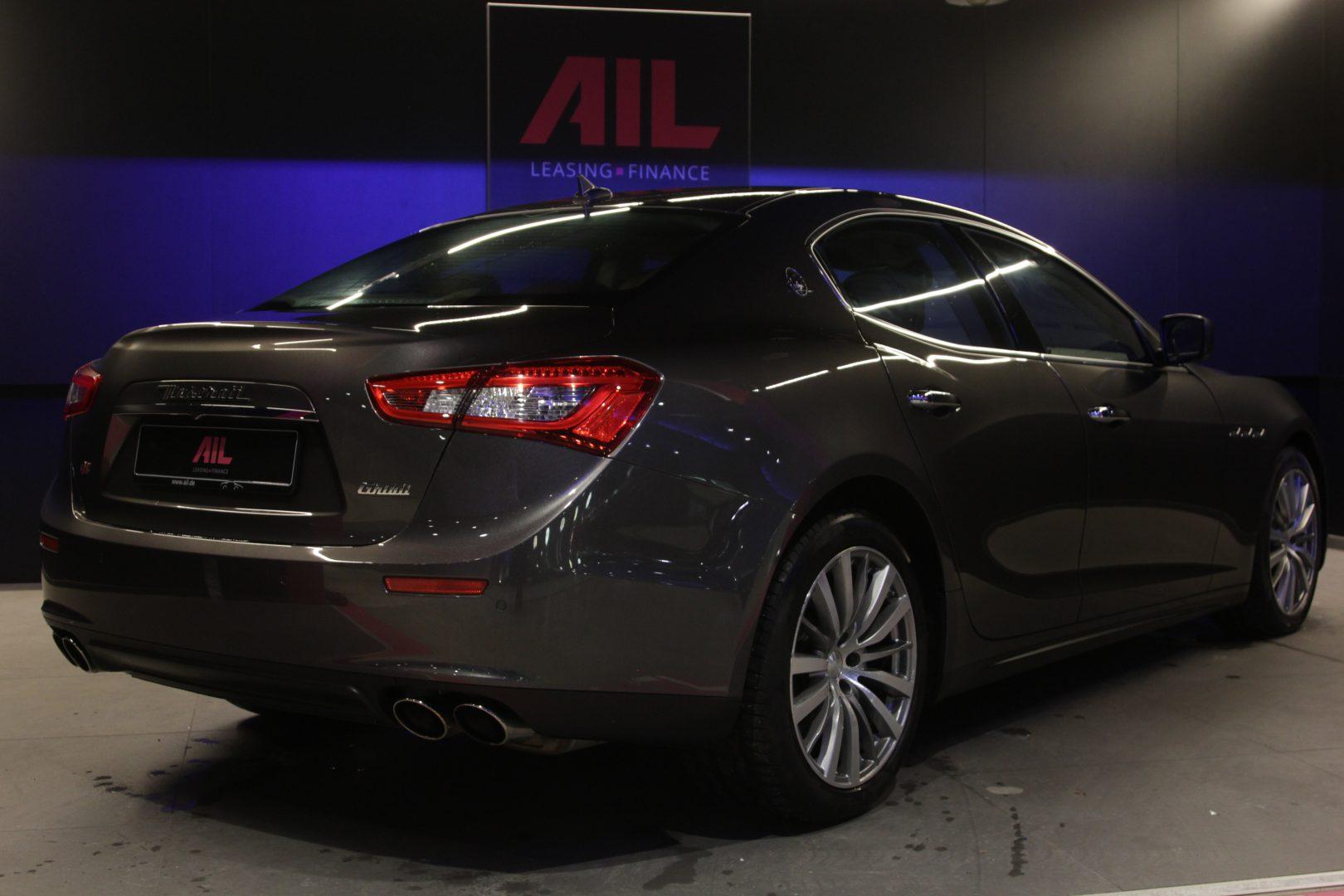 AIL Maserati Ghibli S Q4 6