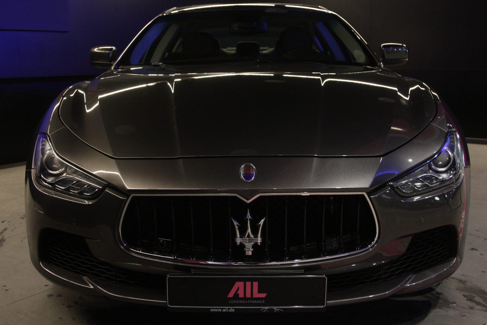 AIL Maserati Ghibli S Q4 2
