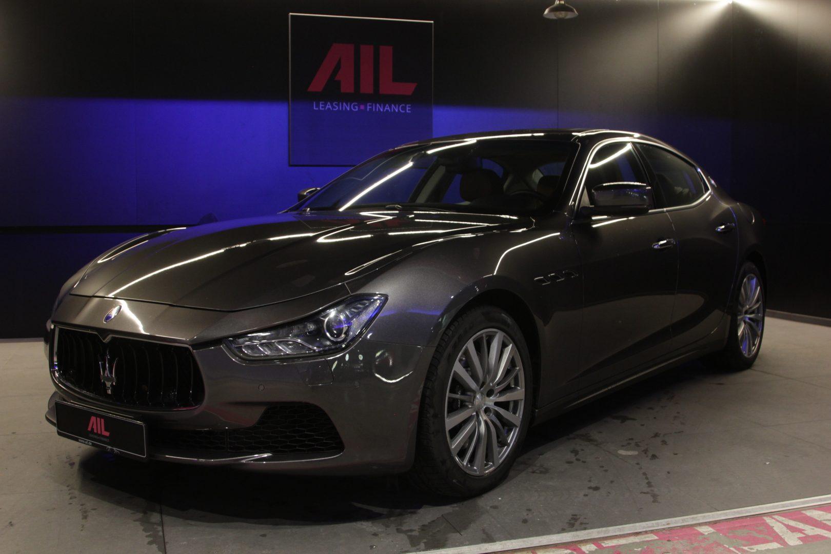 AIL Maserati Ghibli S Q4 8