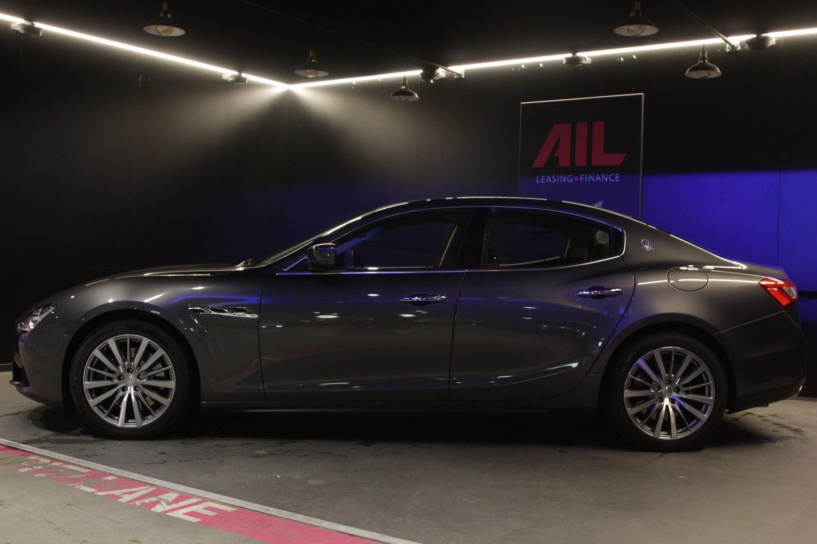AIL Maserati Ghibli S Q4 11