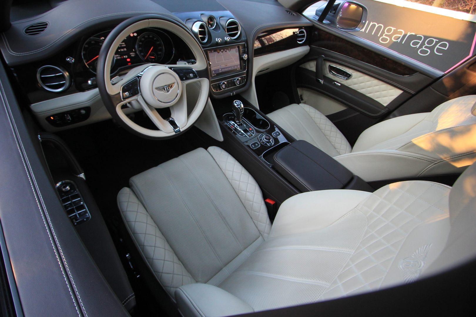 AIL Bentley Bentayga W 12 8