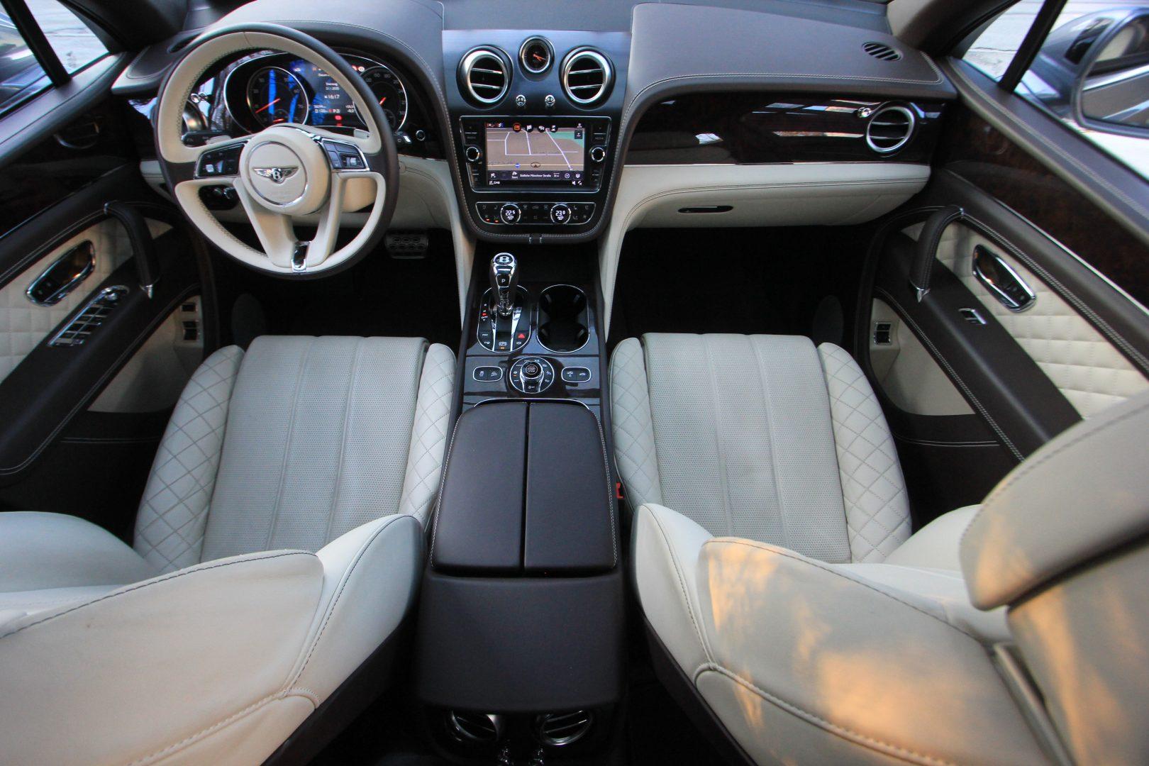 AIL Bentley Bentayga W 12 14