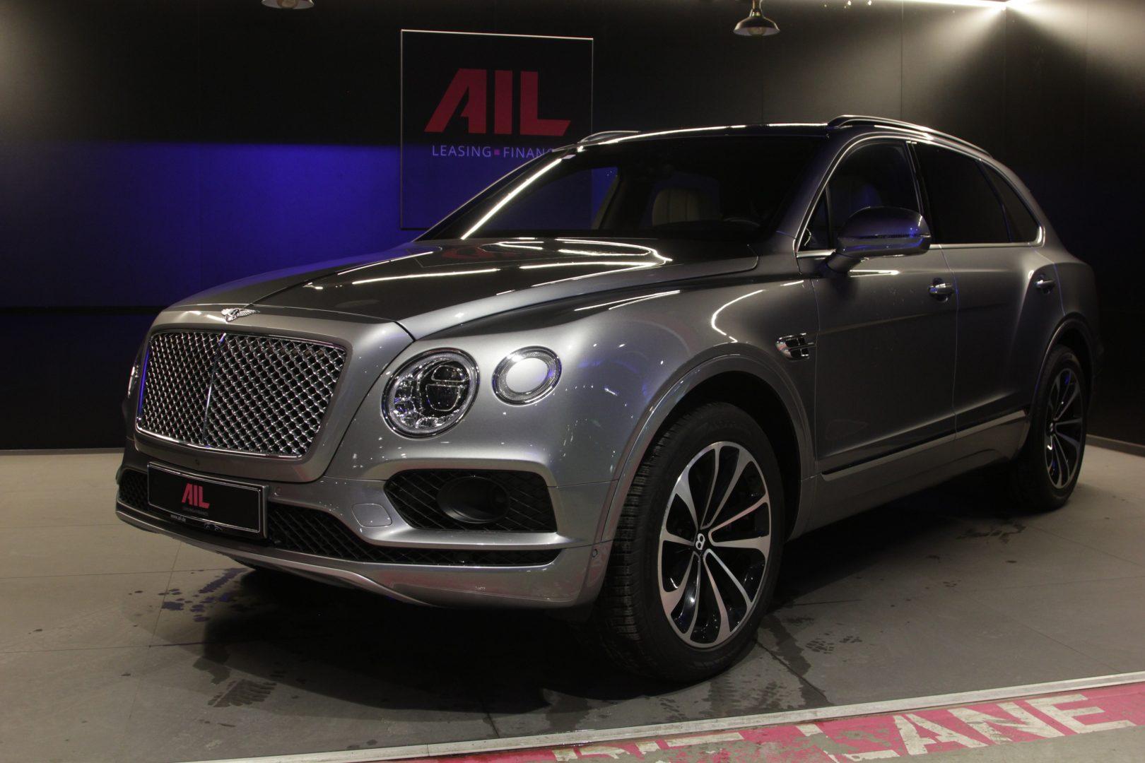 AIL Bentley Bentayga W 12 4