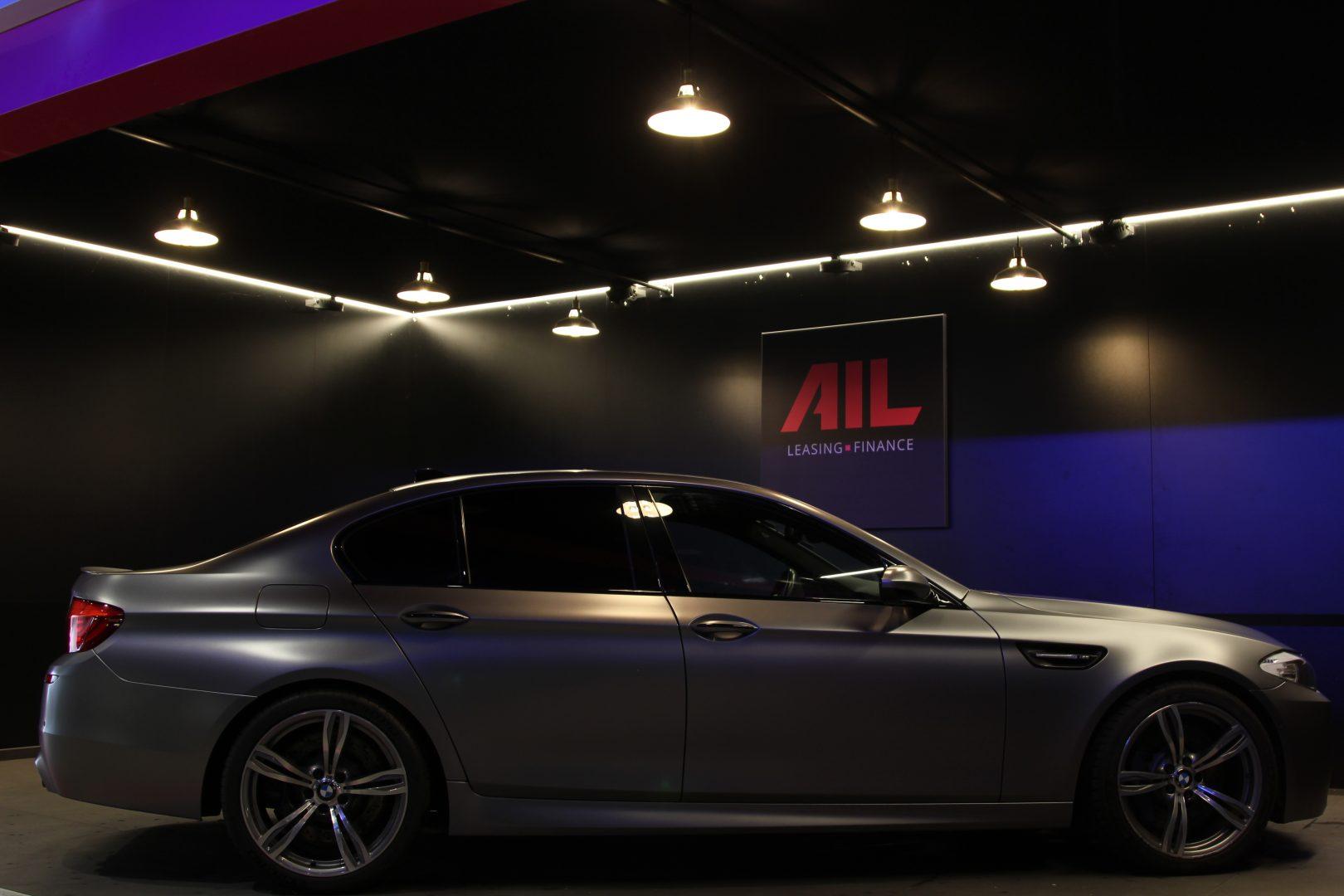 AIL BMW M5 5