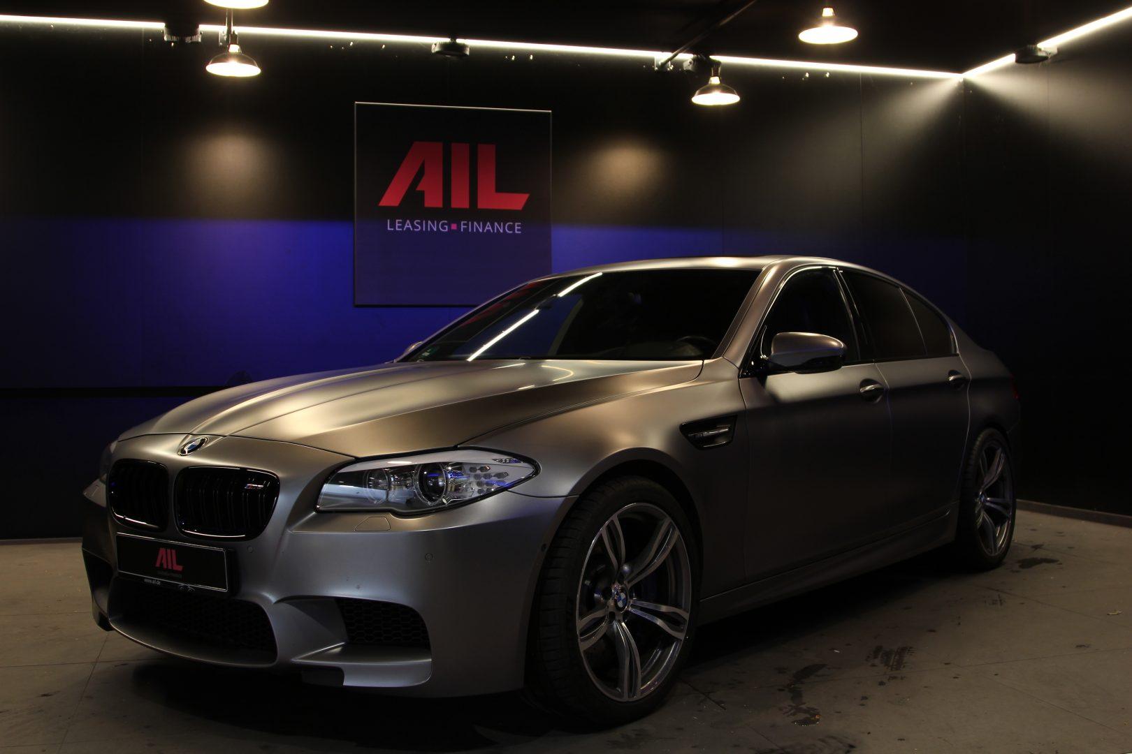 AIL BMW M5 7