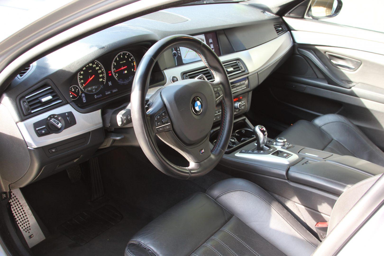 AIL BMW M5 2