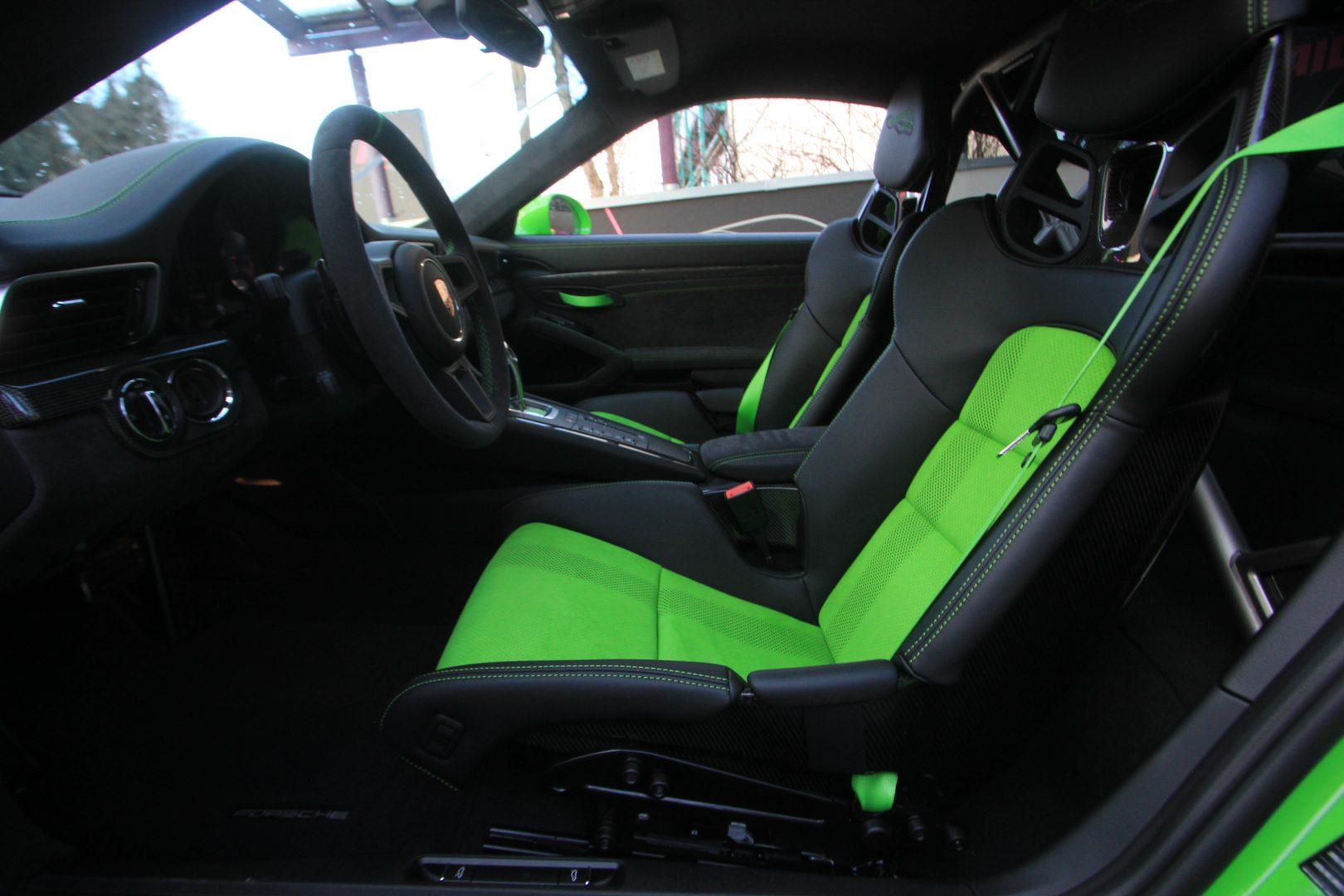 AIL Porsche 991 GT3 RS Weissach-Paket 8