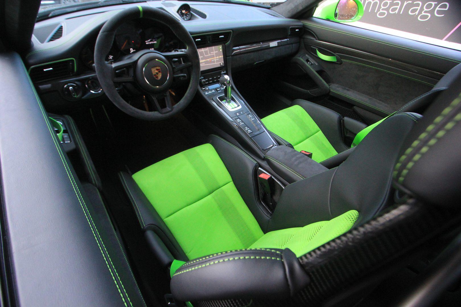 AIL Porsche 991 GT3 RS Weissach-Paket 3