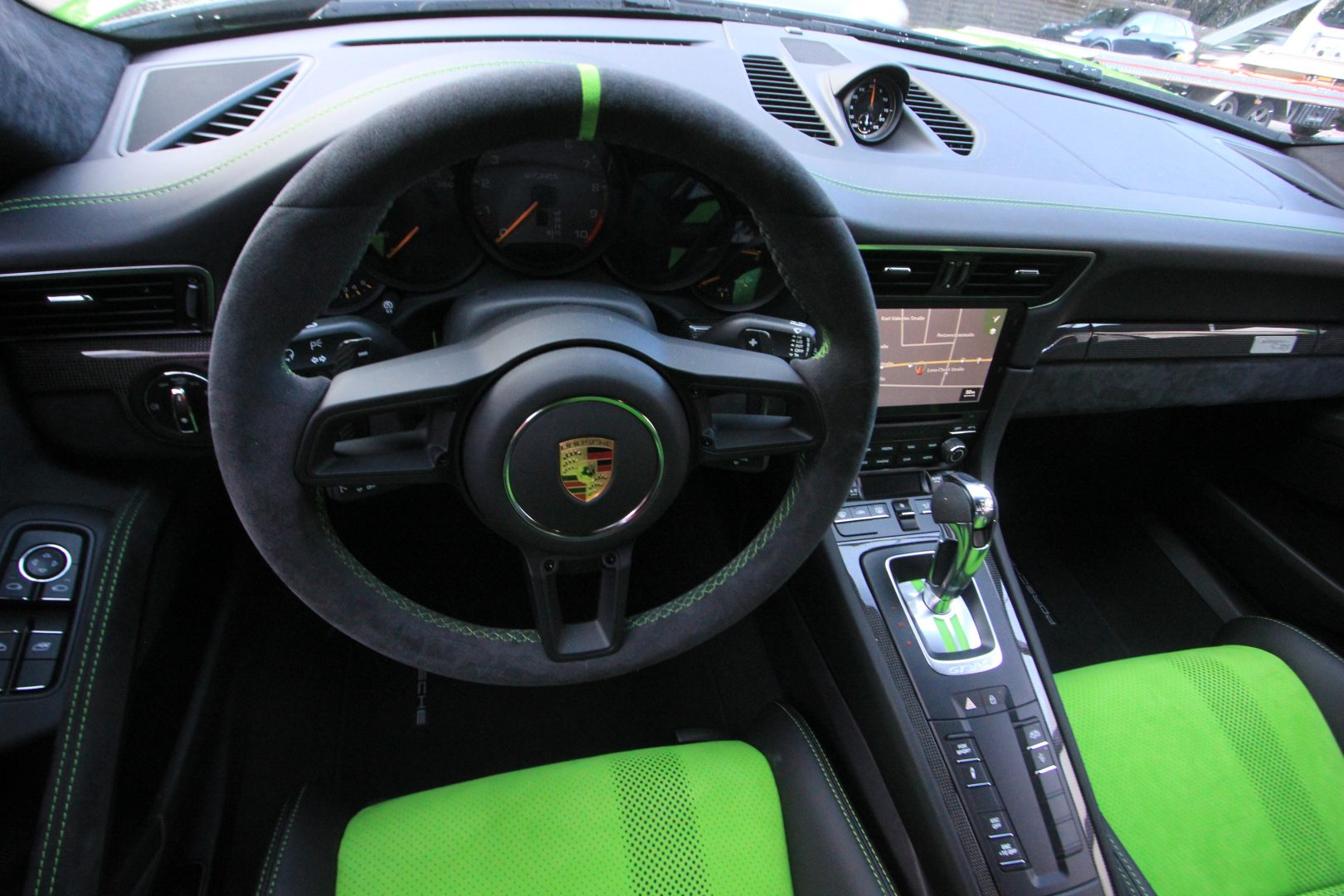 AIL Porsche 991 GT3 RS Weissach-Paket 12