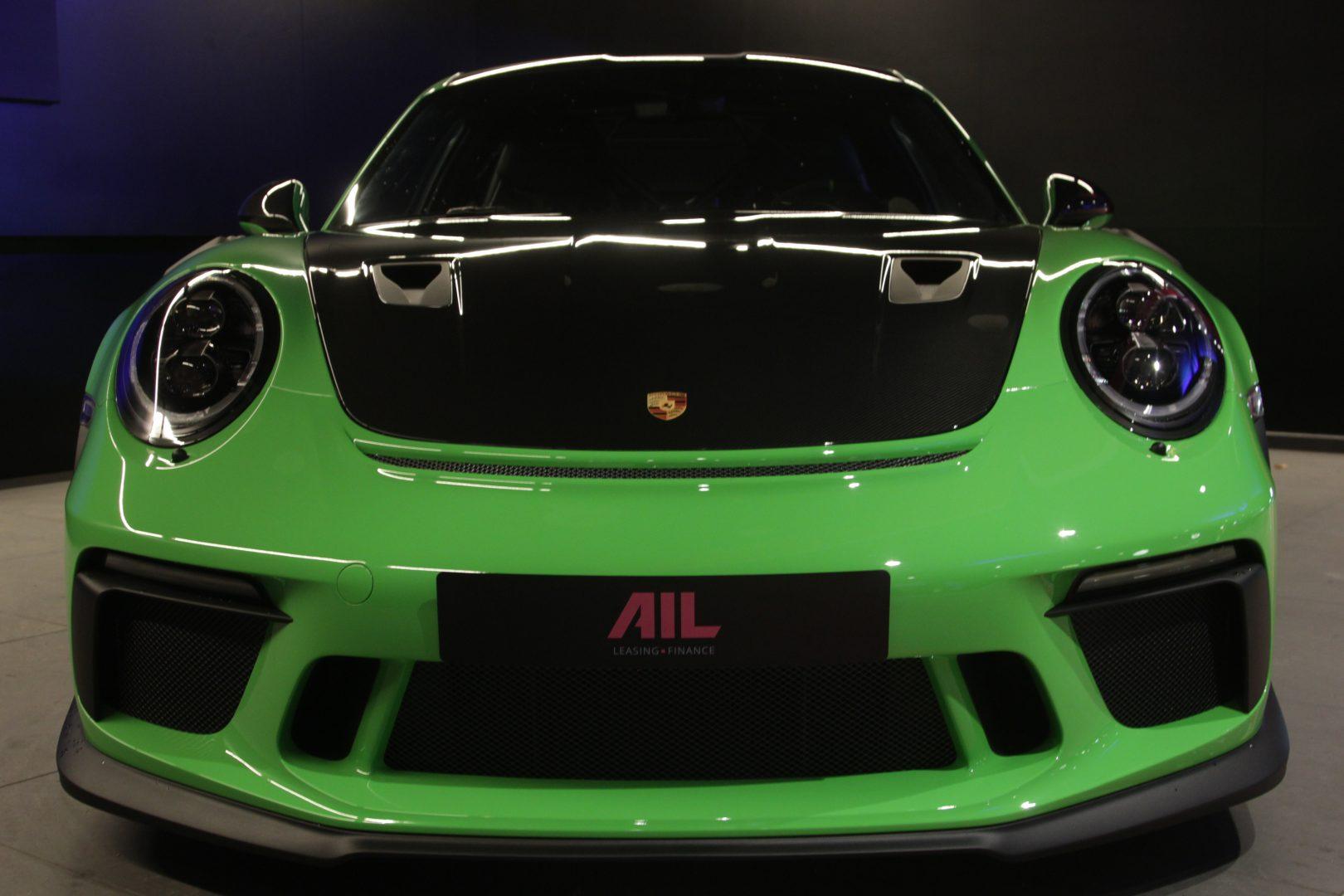 AIL Porsche 991 GT3 RS Weissach-Paket 11