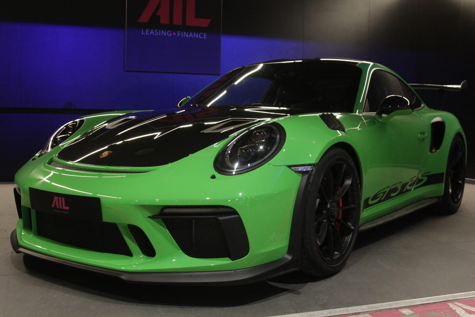 AIL Porsche 991 GT3 RS Weissach-Paket 9