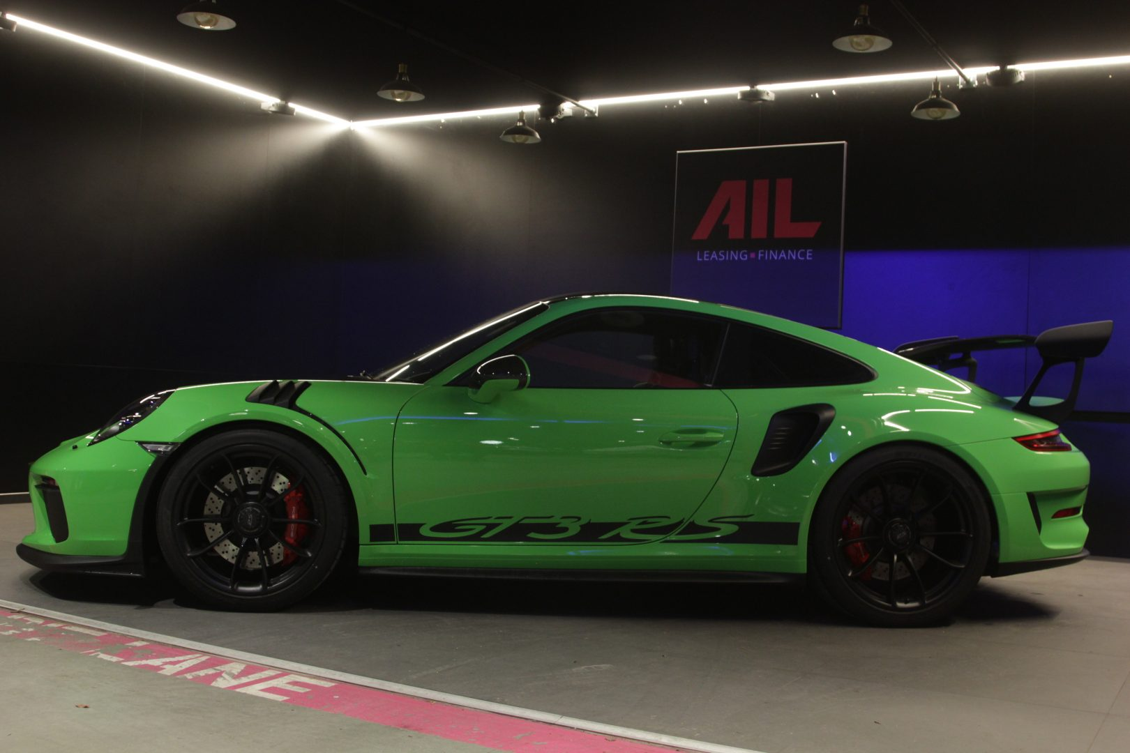 AIL Porsche 991 GT3 RS Weissach-Paket 6