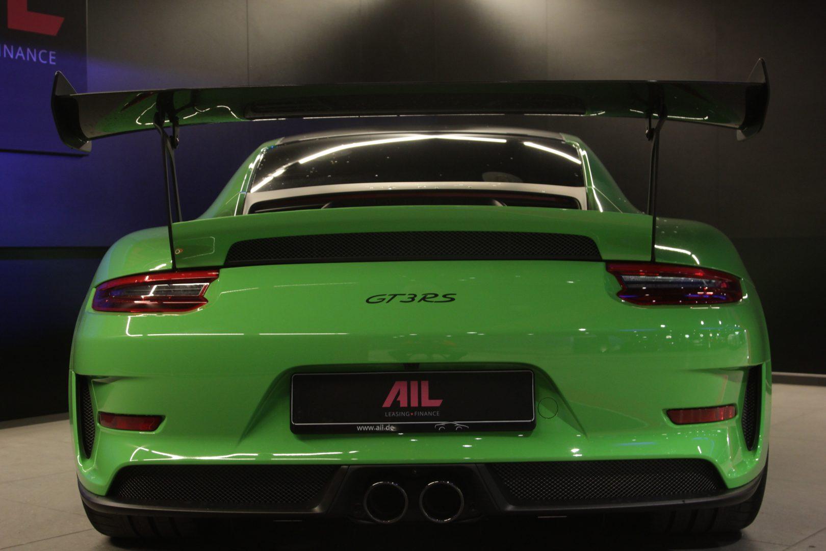 AIL Porsche 991 GT3 RS Weissach-Paket 4