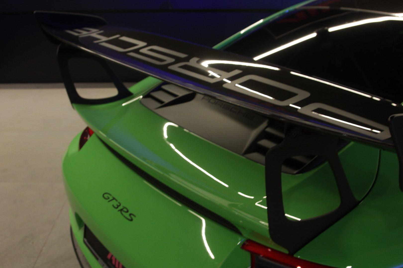 AIL Porsche 991 GT3 RS Weissach-Paket 15