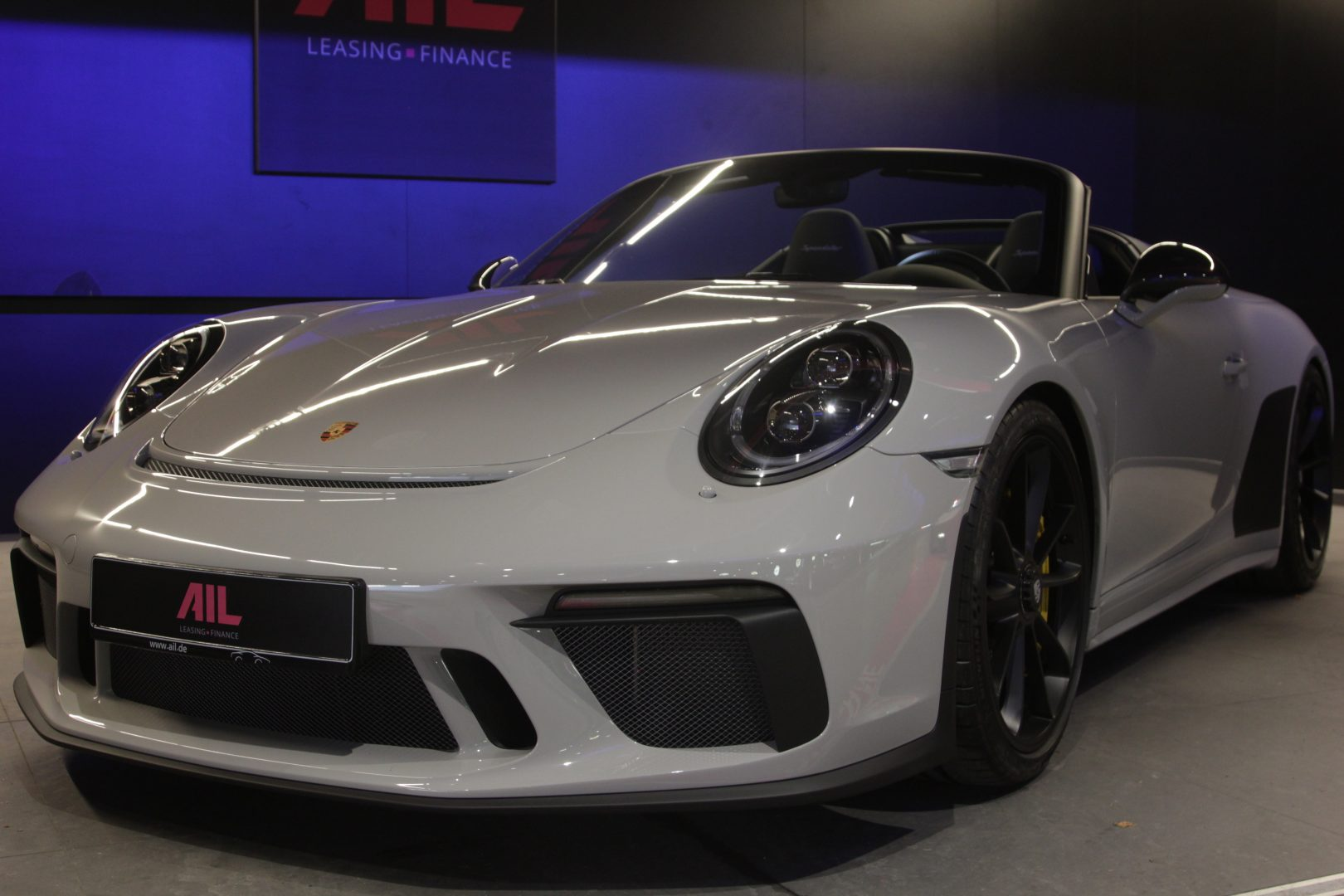 AIL Porsche 991 Speedster 3
