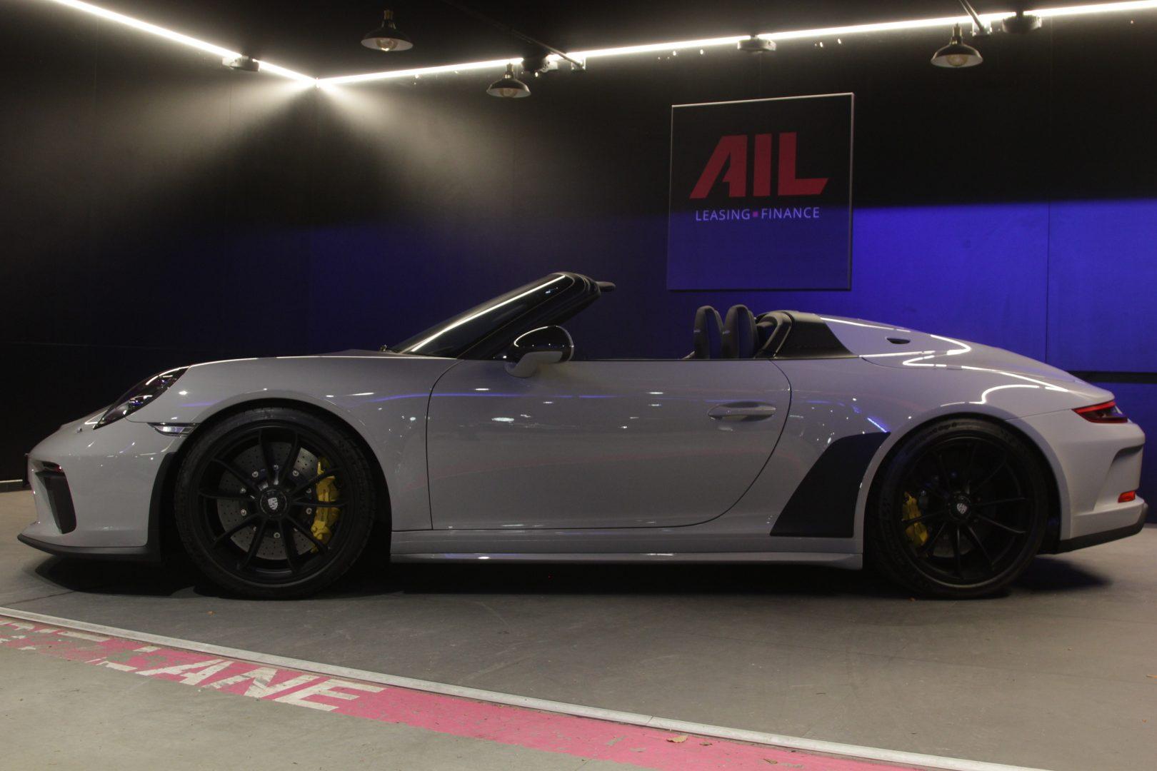 AIL Porsche 991 Speedster 5