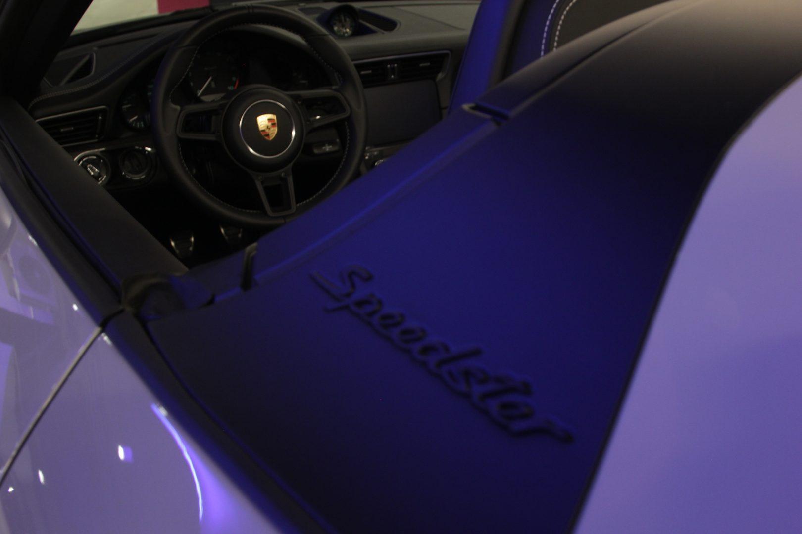 AIL Porsche 991 Speedster 7