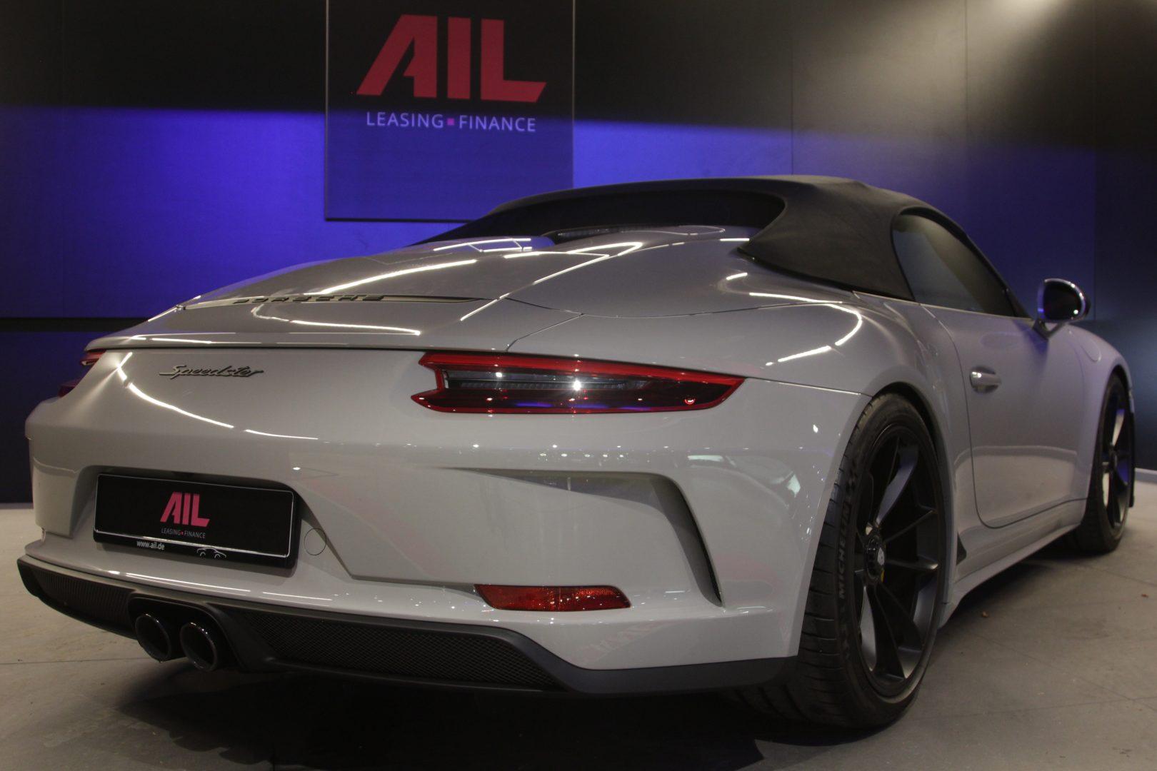 AIL Porsche 991 Speedster 9