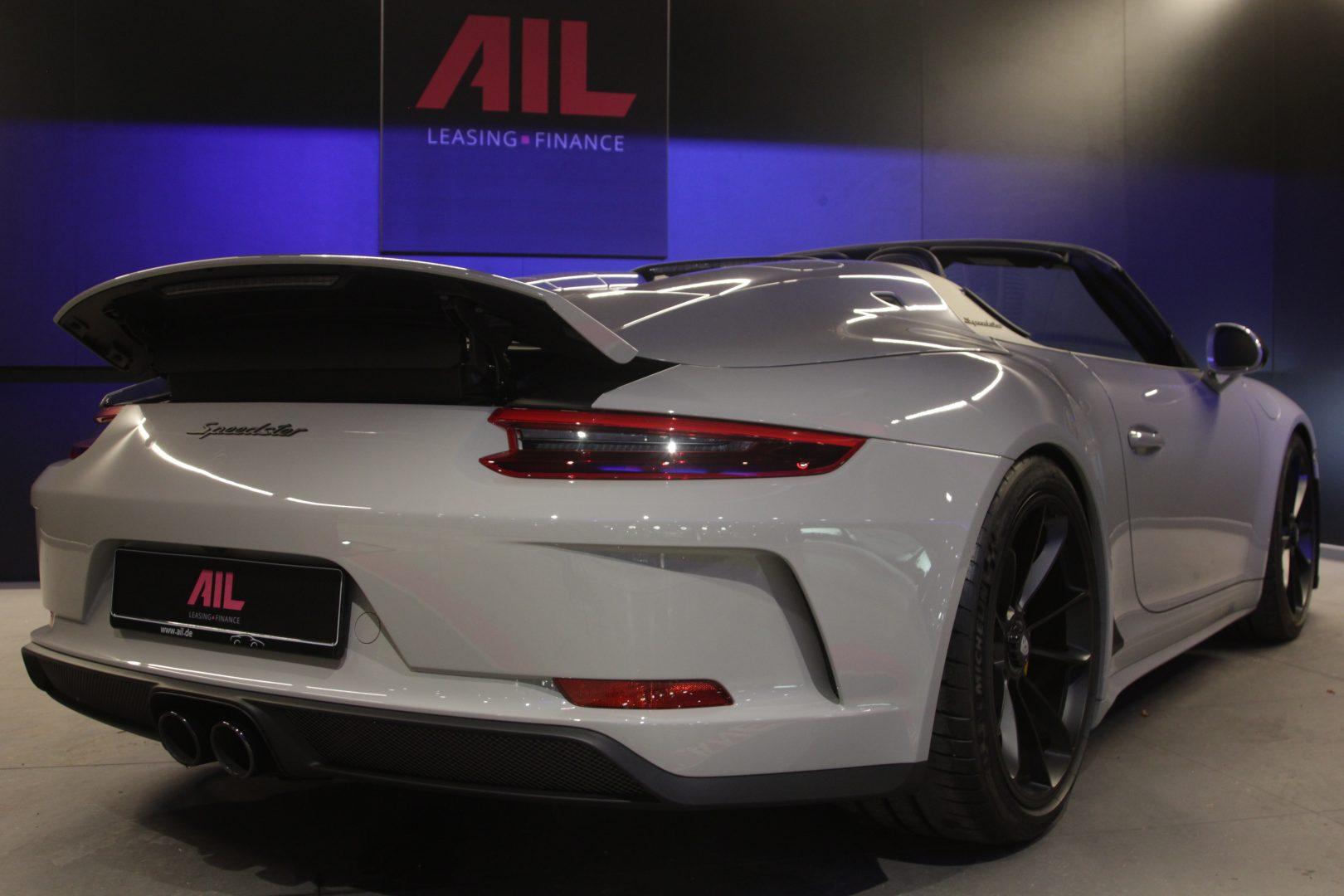 AIL Porsche 991 Speedster 11