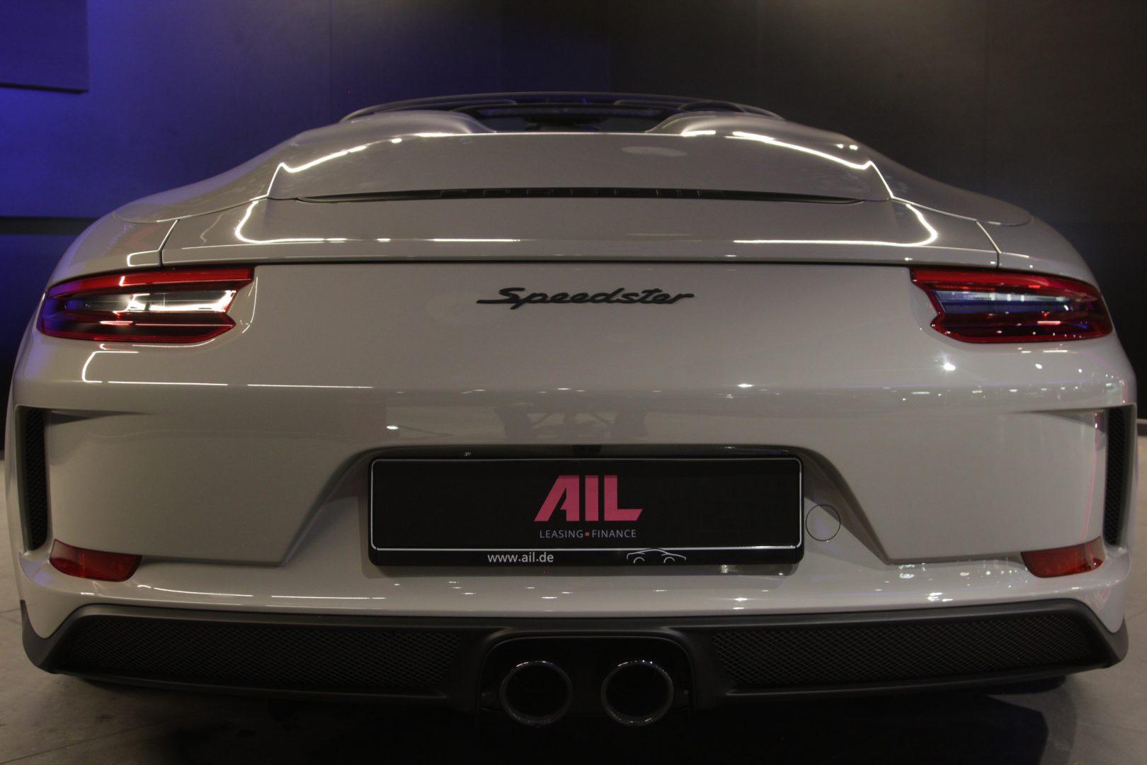 AIL Porsche 991 Speedster 13