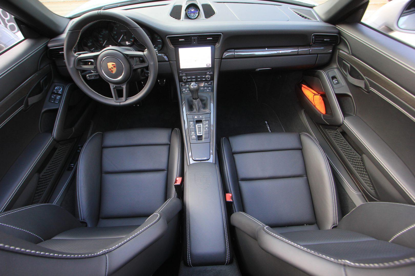 AIL Porsche 991 Speedster 6