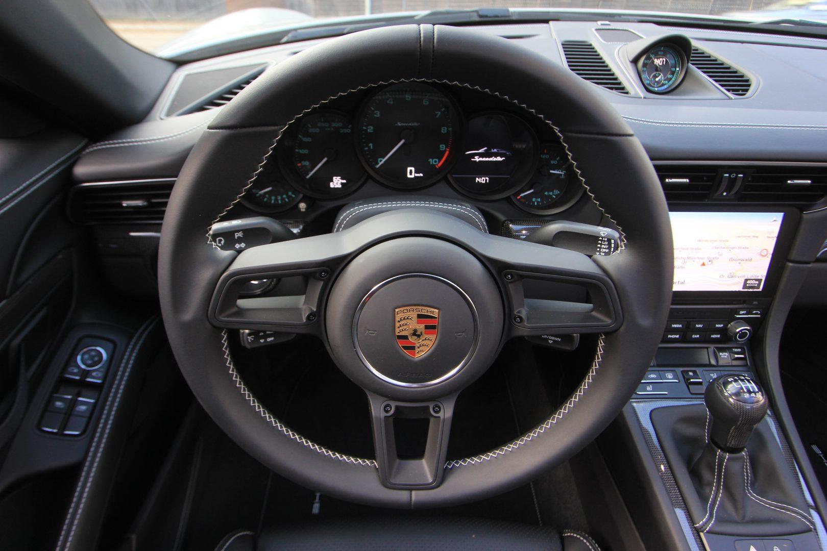 AIL Porsche 991 Speedster 8