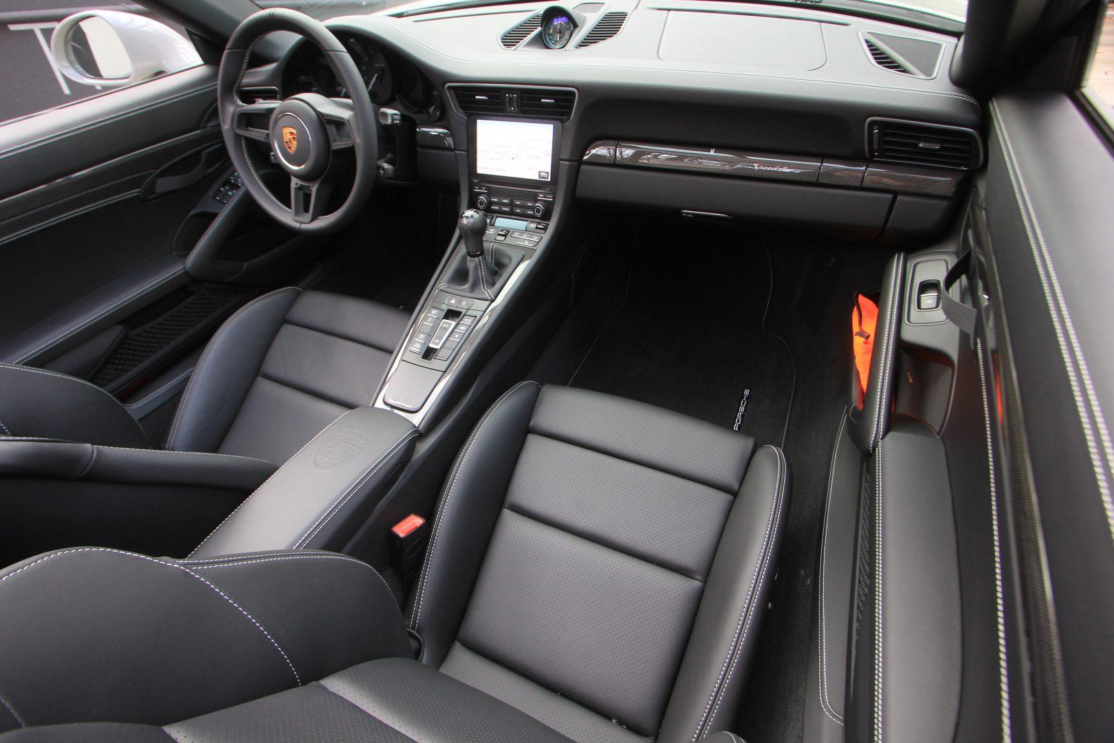 AIL Porsche 991 Speedster 12