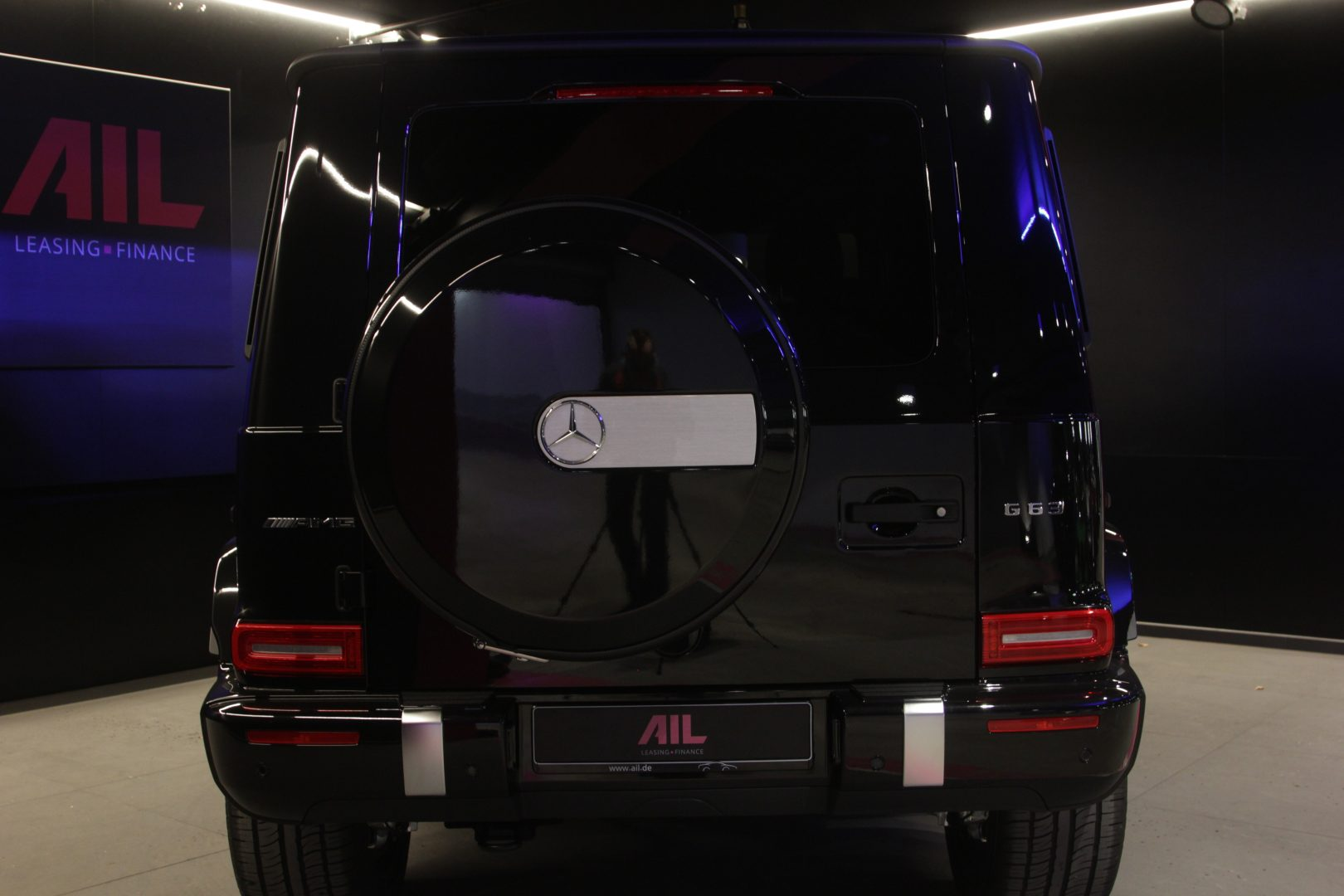AIL Mercedes-Benz G 63 AMG Stronger than time Edition 6