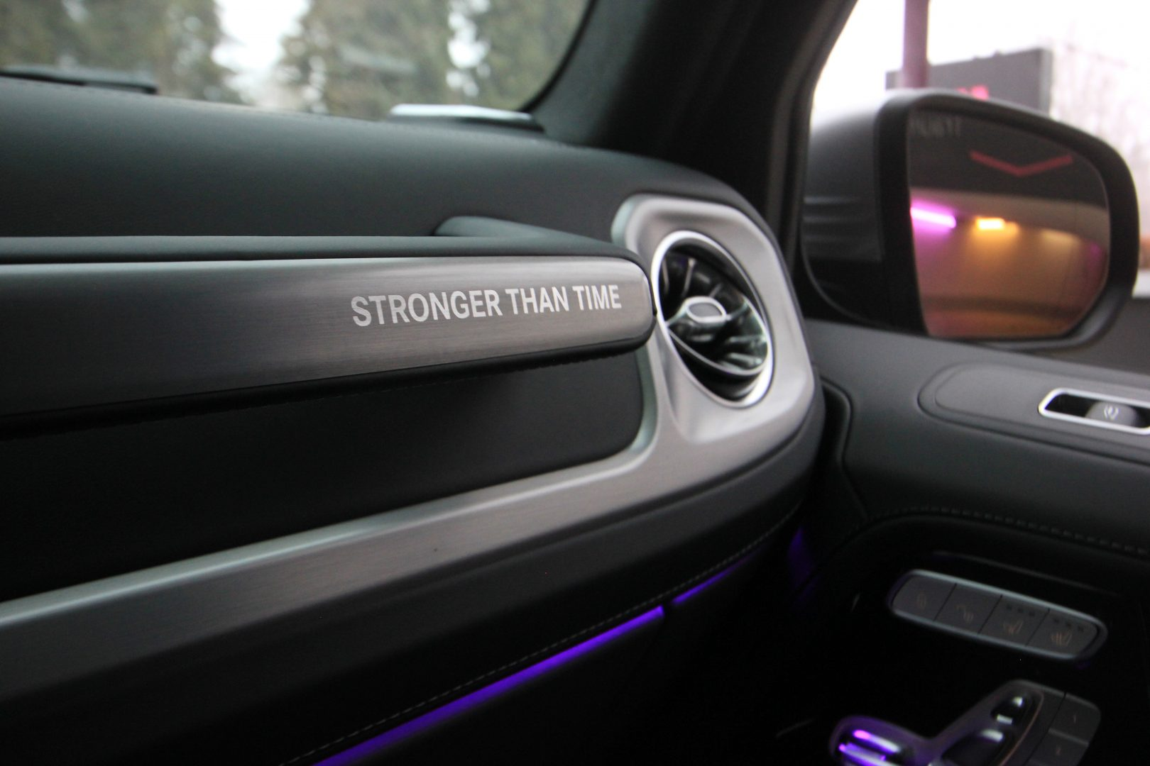 AIL Mercedes-Benz G 63 AMG Stronger than time Edition 12