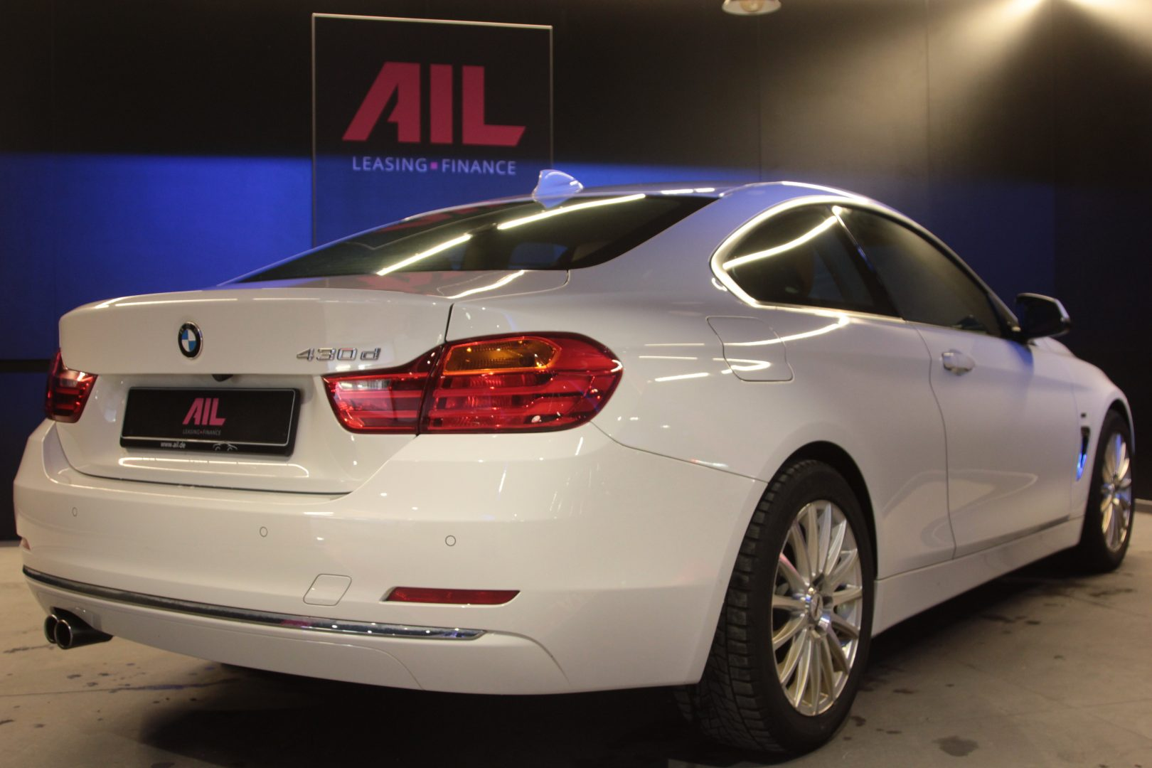 AIL BMW 430d 2