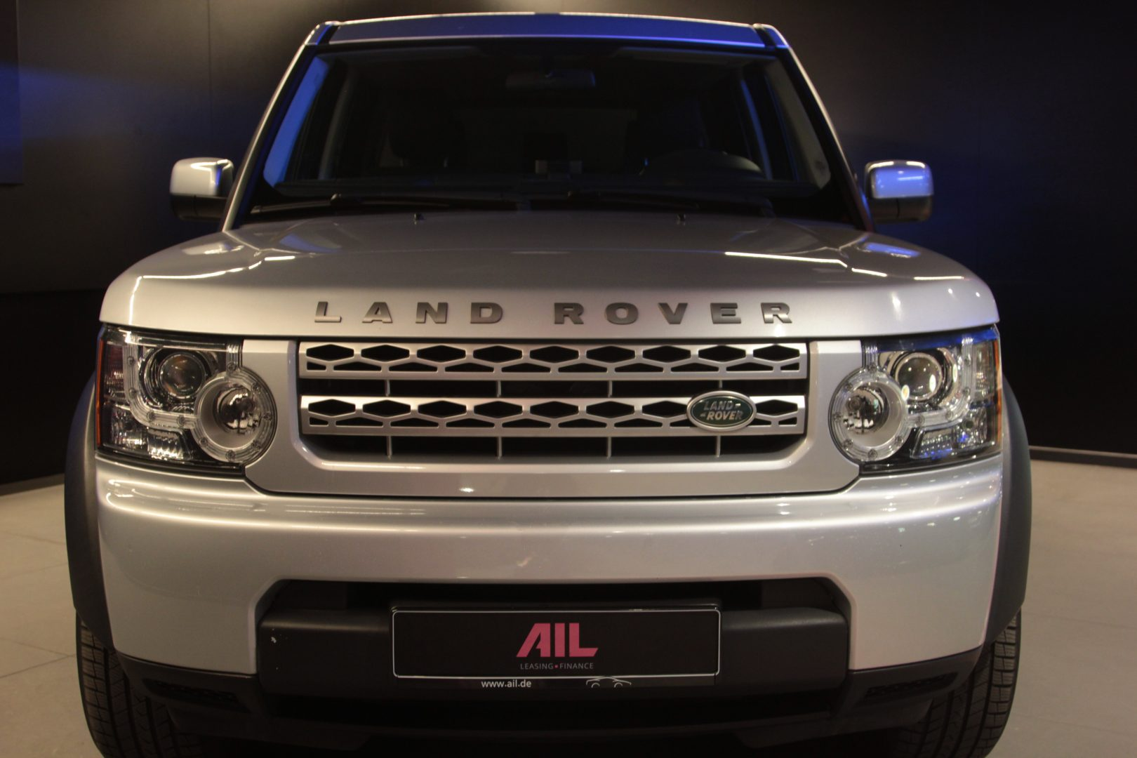 AIL Land Rover Discovery 4 TDV6 9