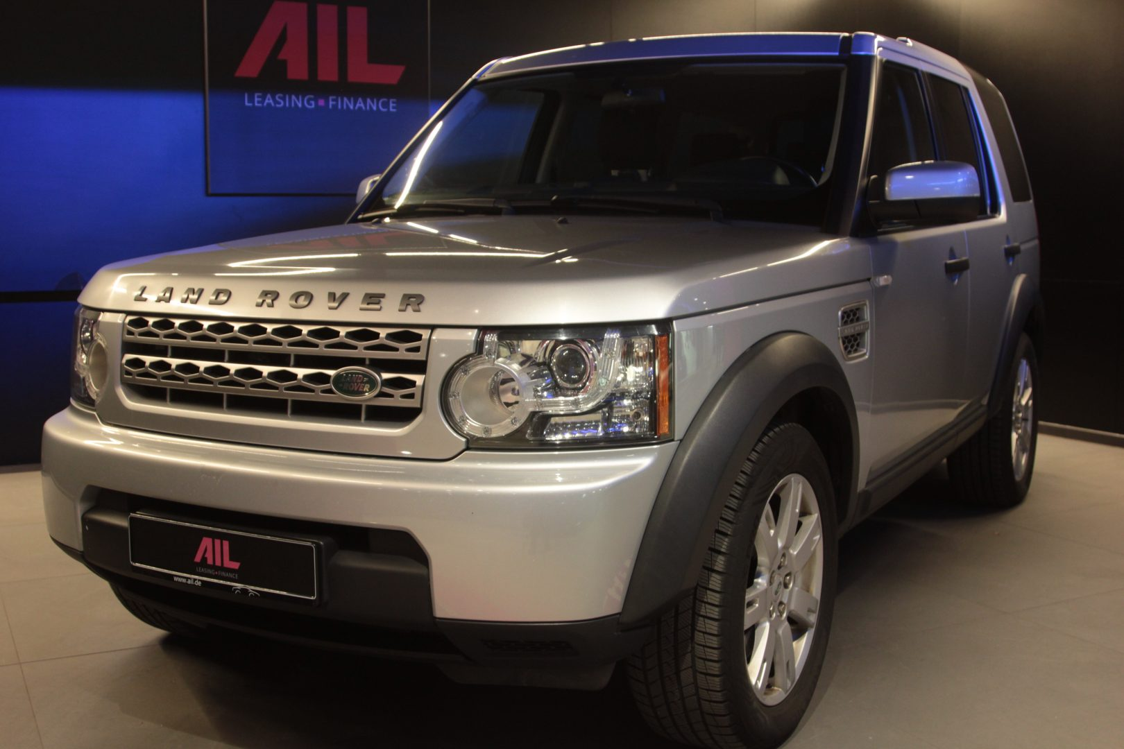 AIL Land Rover Discovery 4 TDV6 2